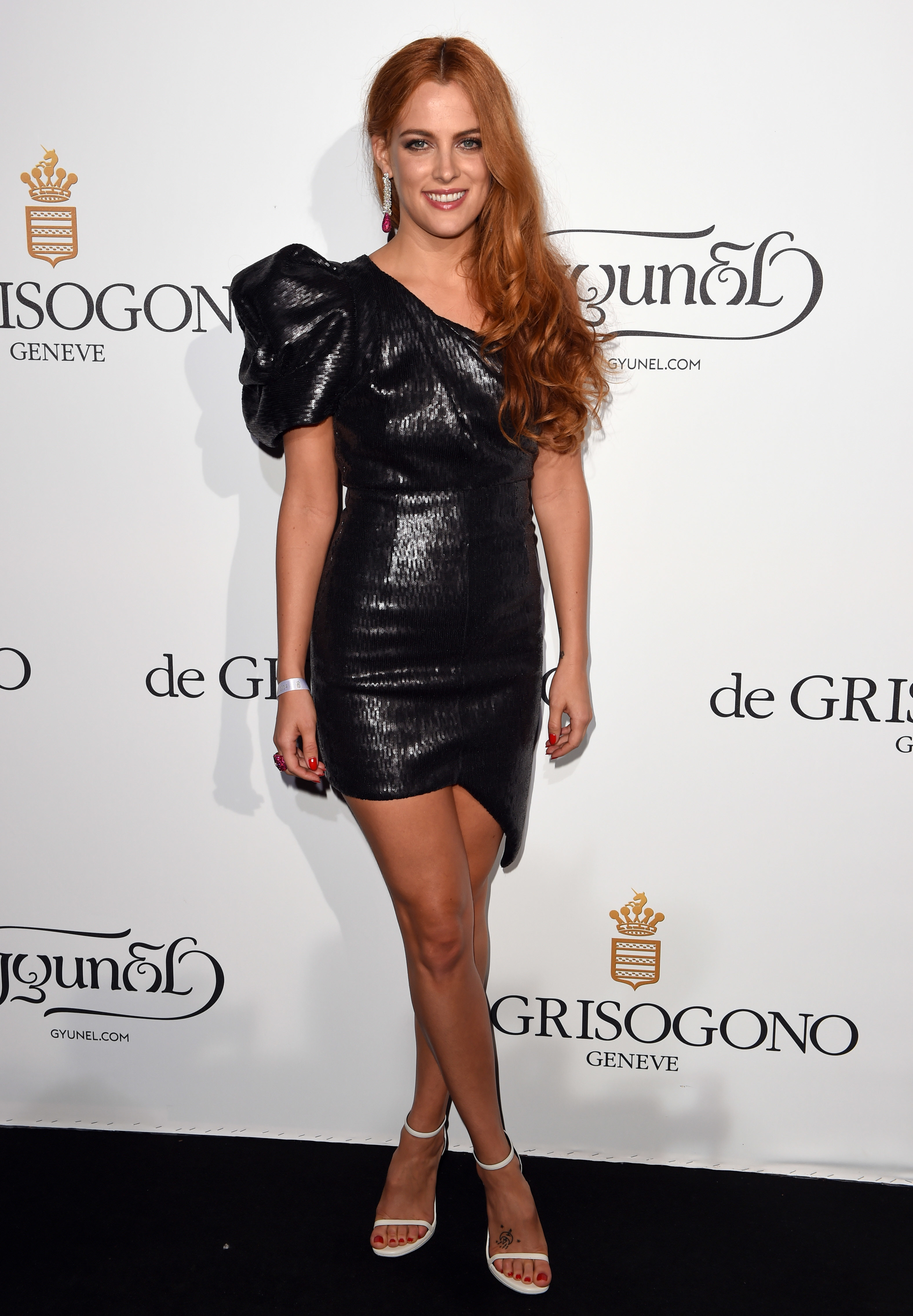 riley keough cannes party