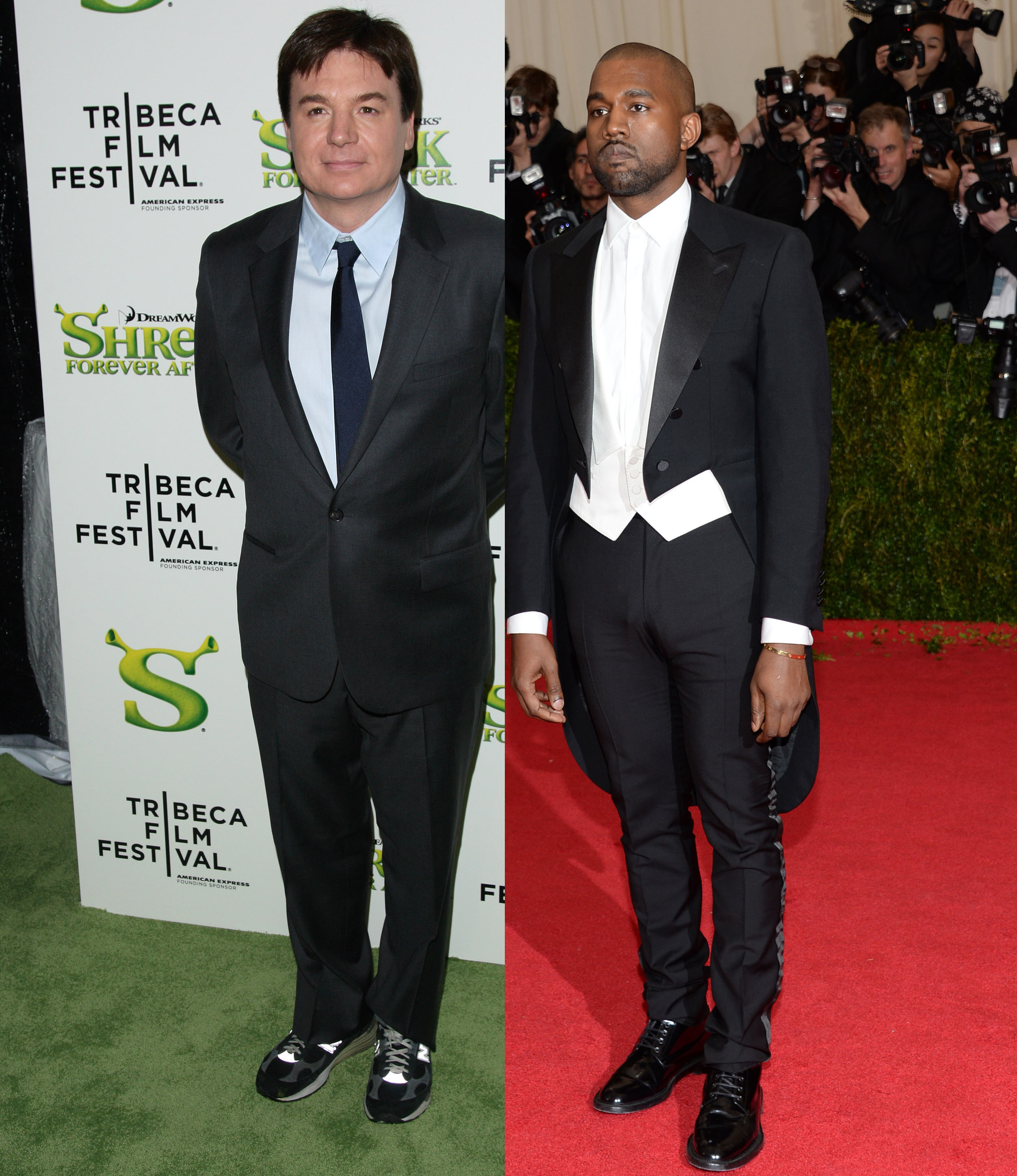 Mike Myers Kanye West