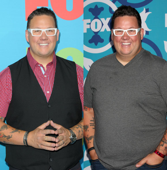 Graham Elliot weight loss