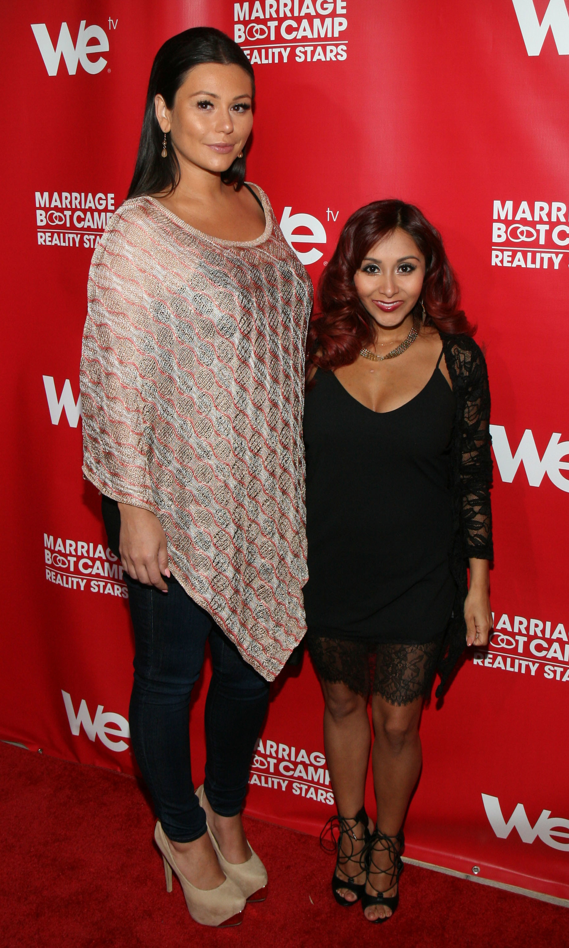 jwoww and snooki pregnant