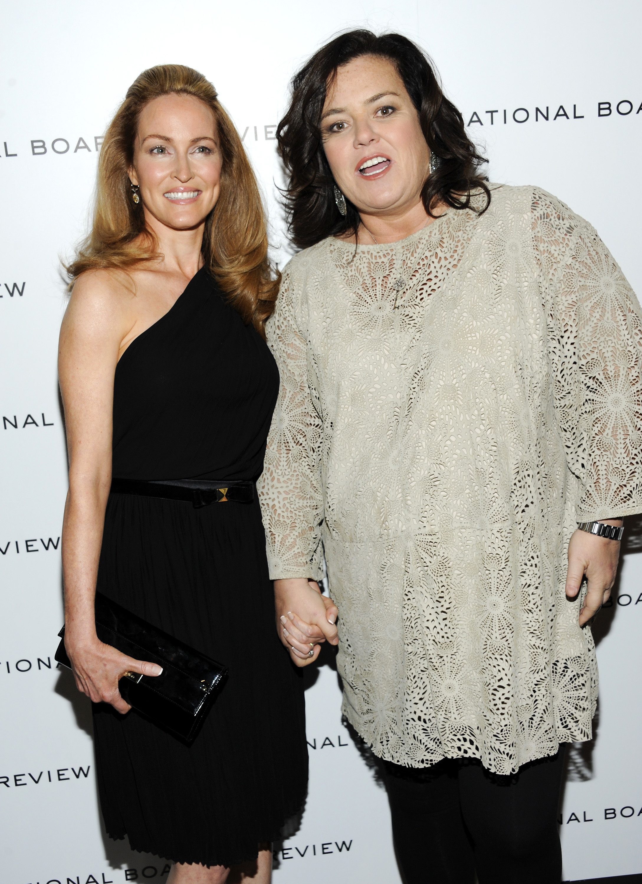 rosie o'donnell wife