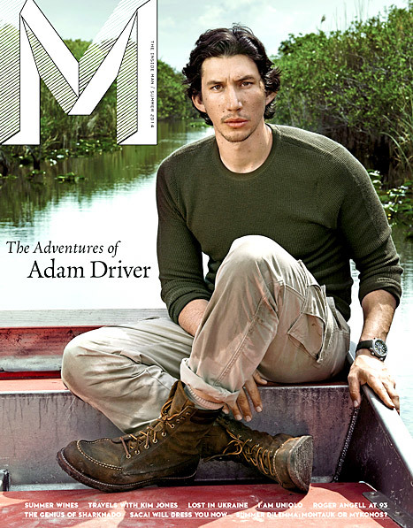 adam driver m magazine