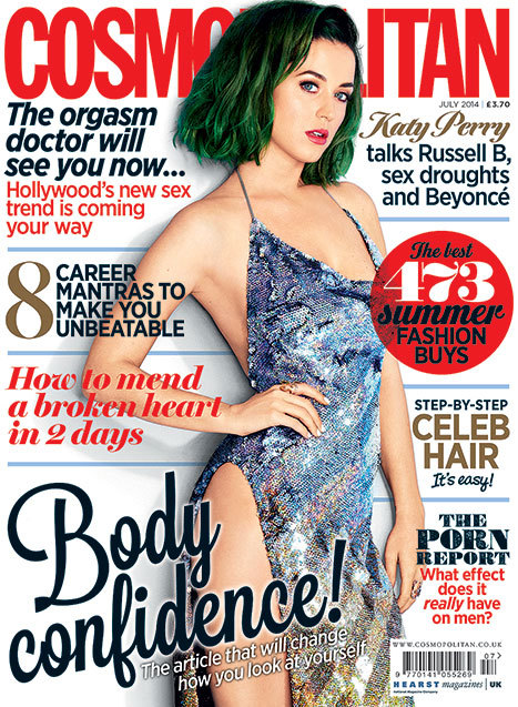 Katy Perry sex Cosmo