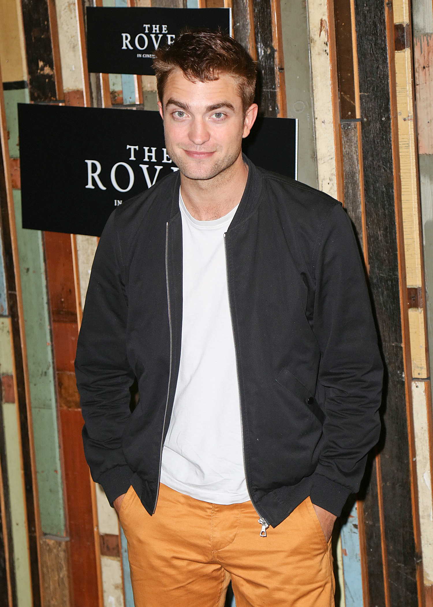 robert pattinson rover