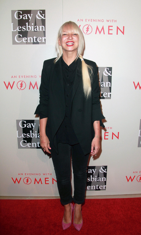 Sia is engaged to Erik Anders Lang