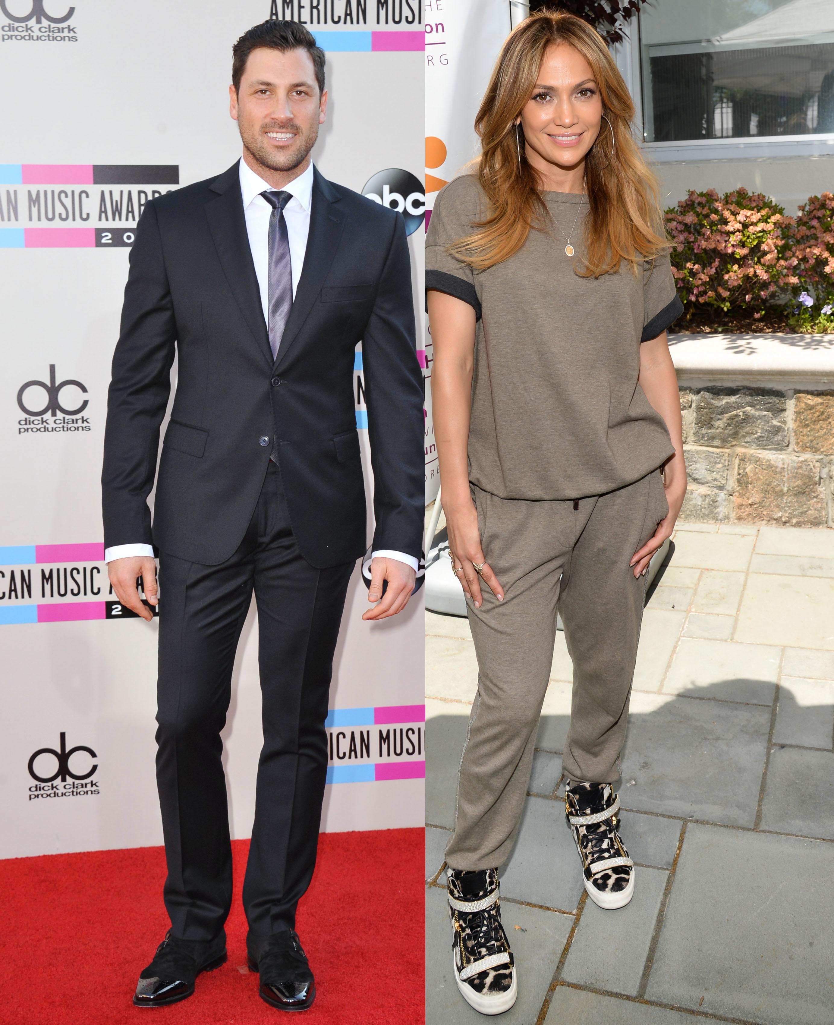 Jennifer Lopez Maksim dating