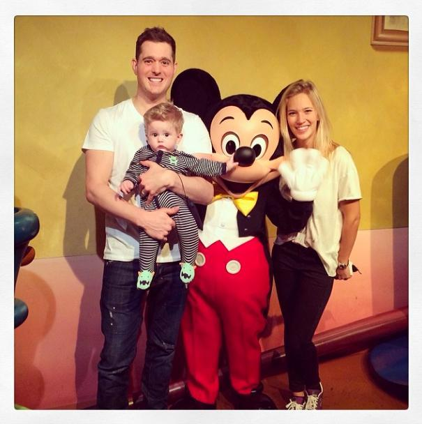 michael buble insta