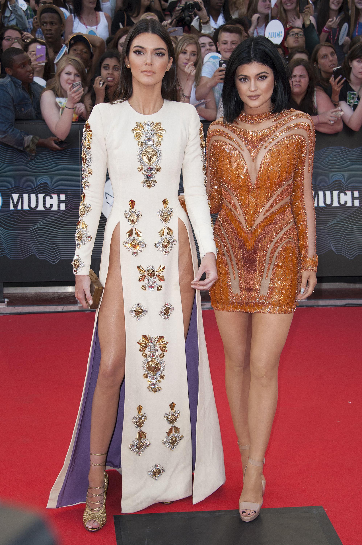 Kendall Jenner racy dress MuchMusic