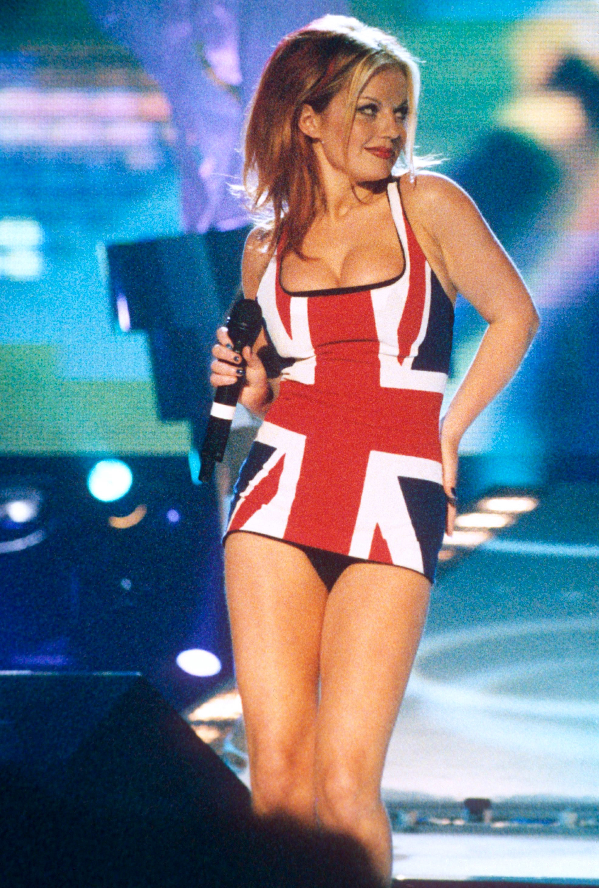 4. She's a Spice Girls superfan... and was heartbroken when Geri quit