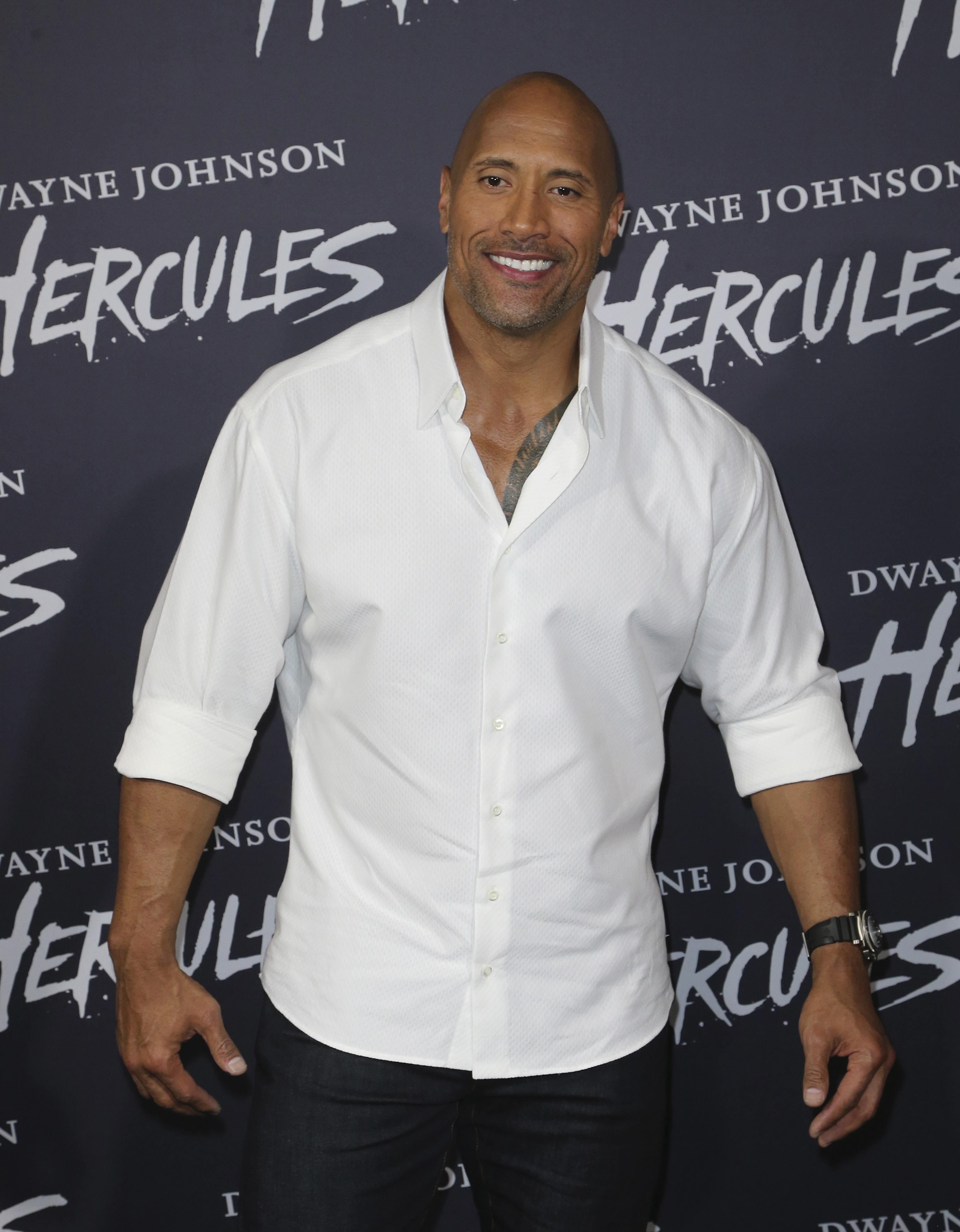 The Rock Hercules