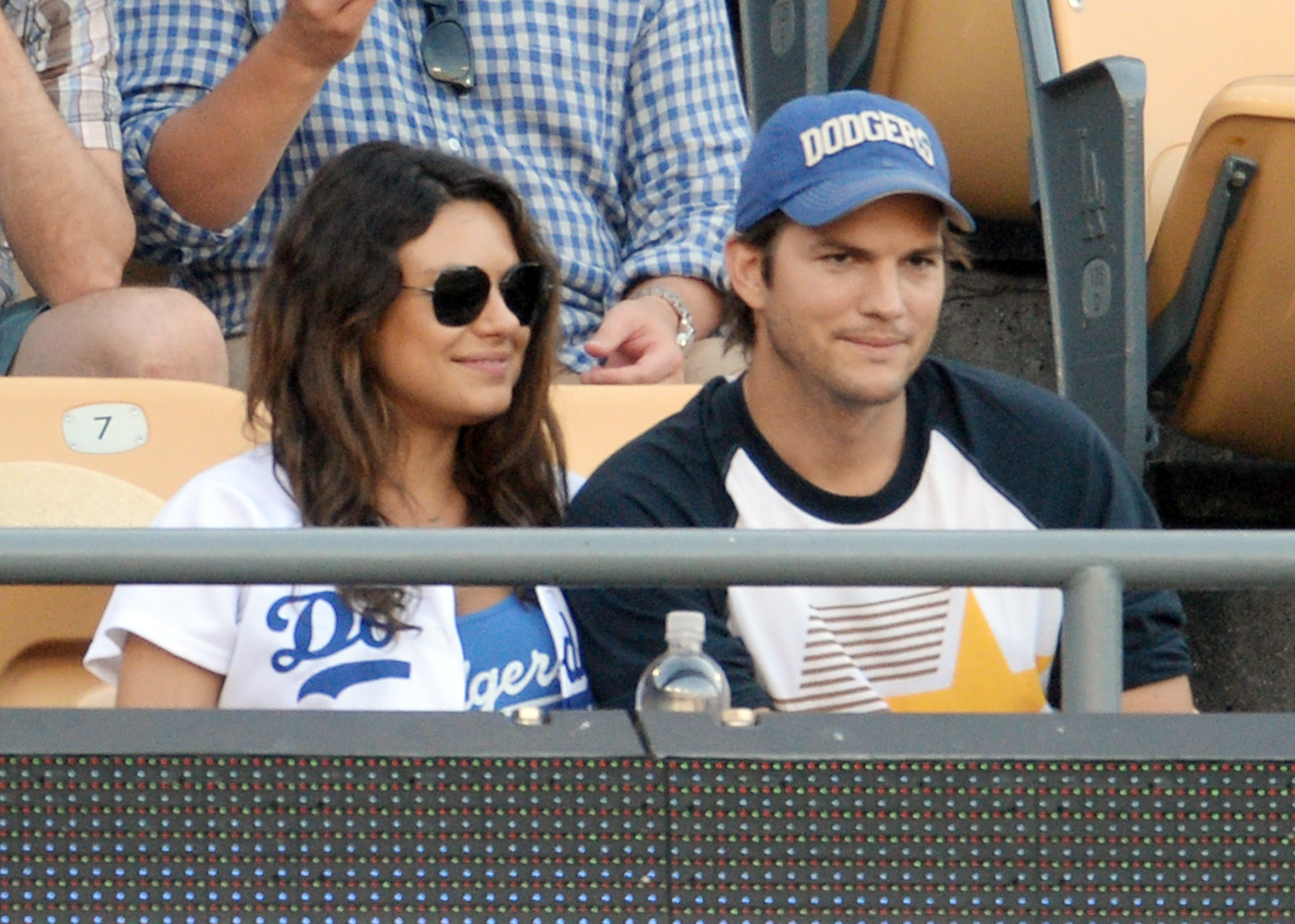 Ashton Mila Dodgers