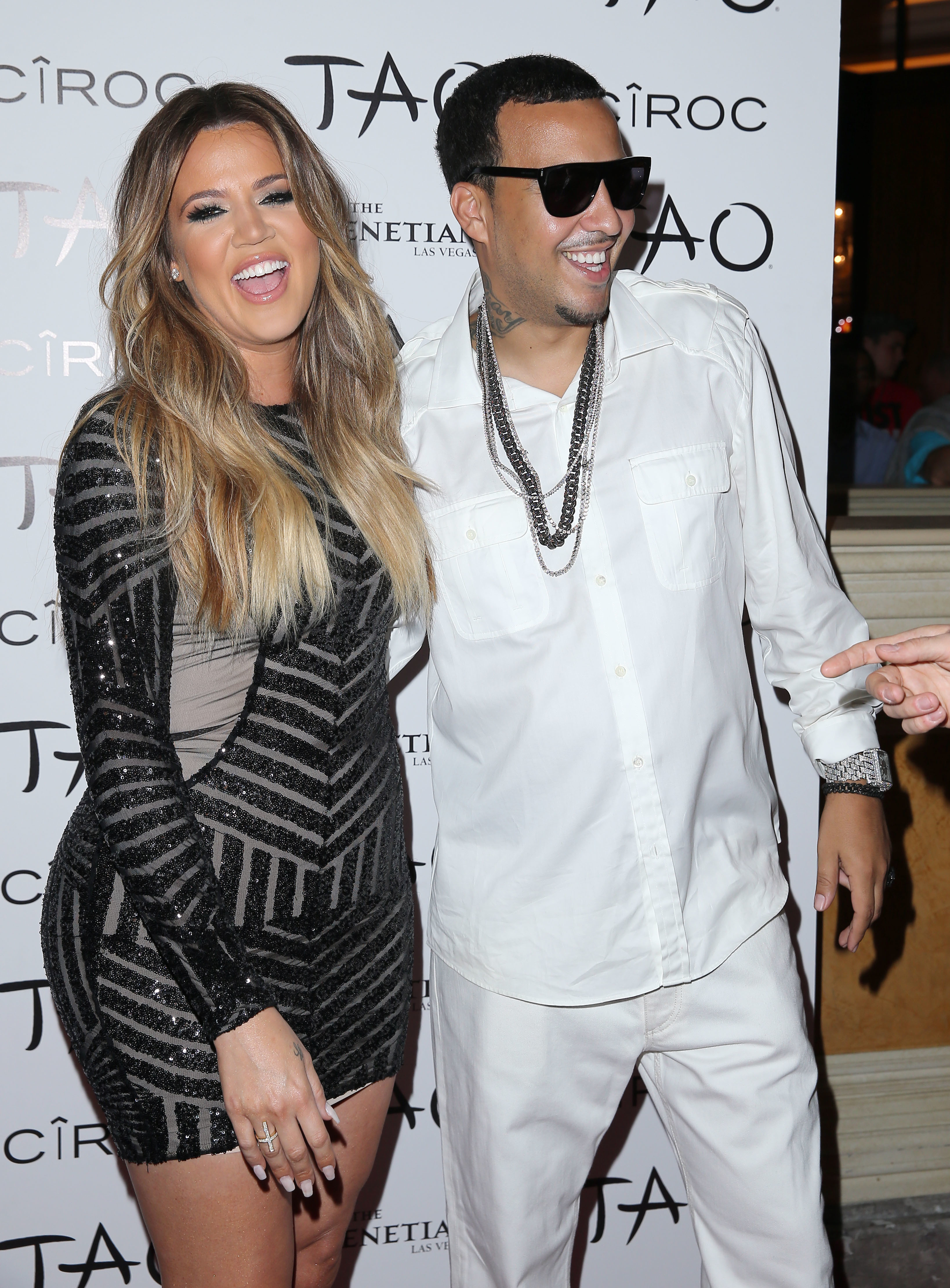 Khloe Kardashian French Montana