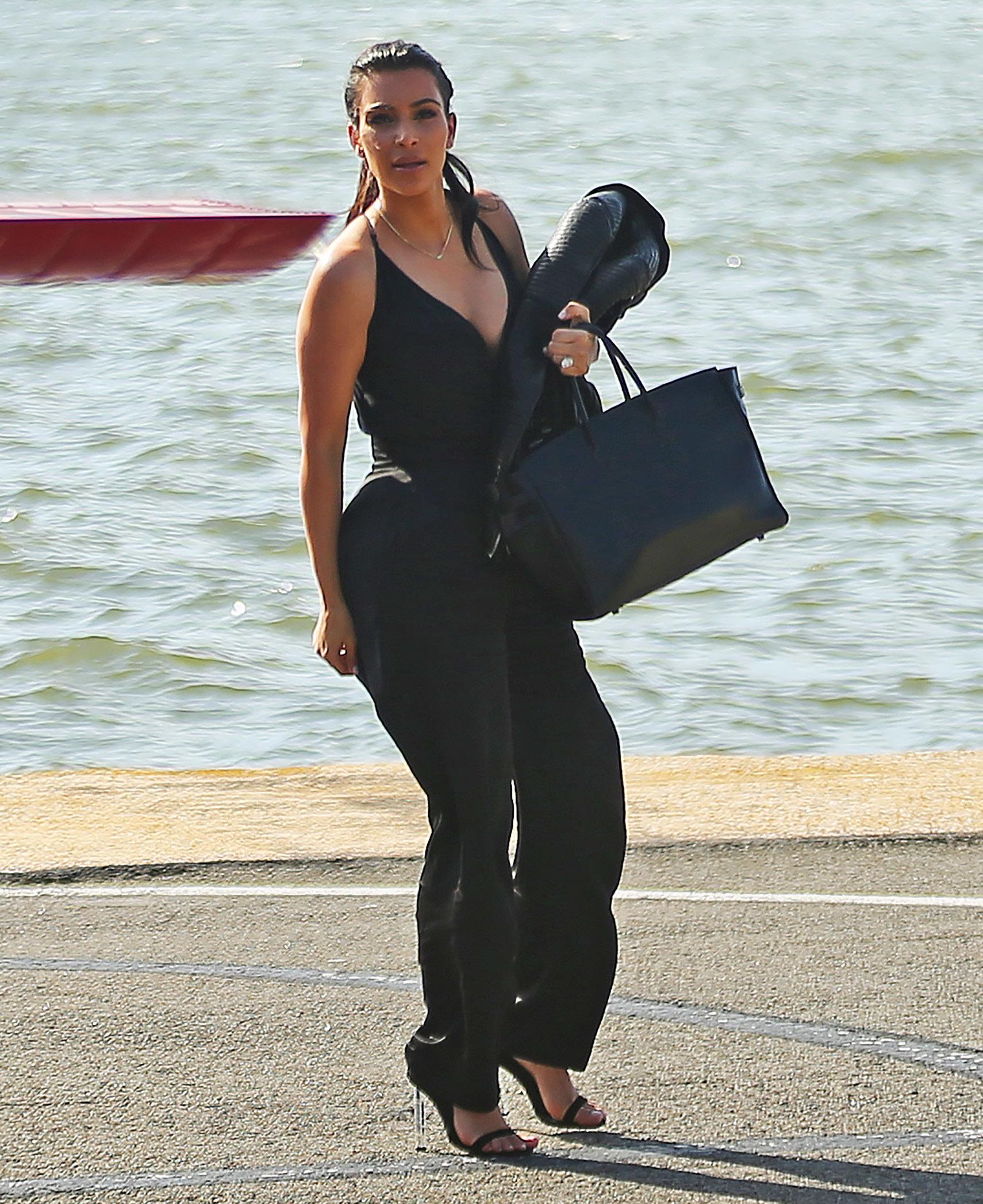 kim kardashian helicopter