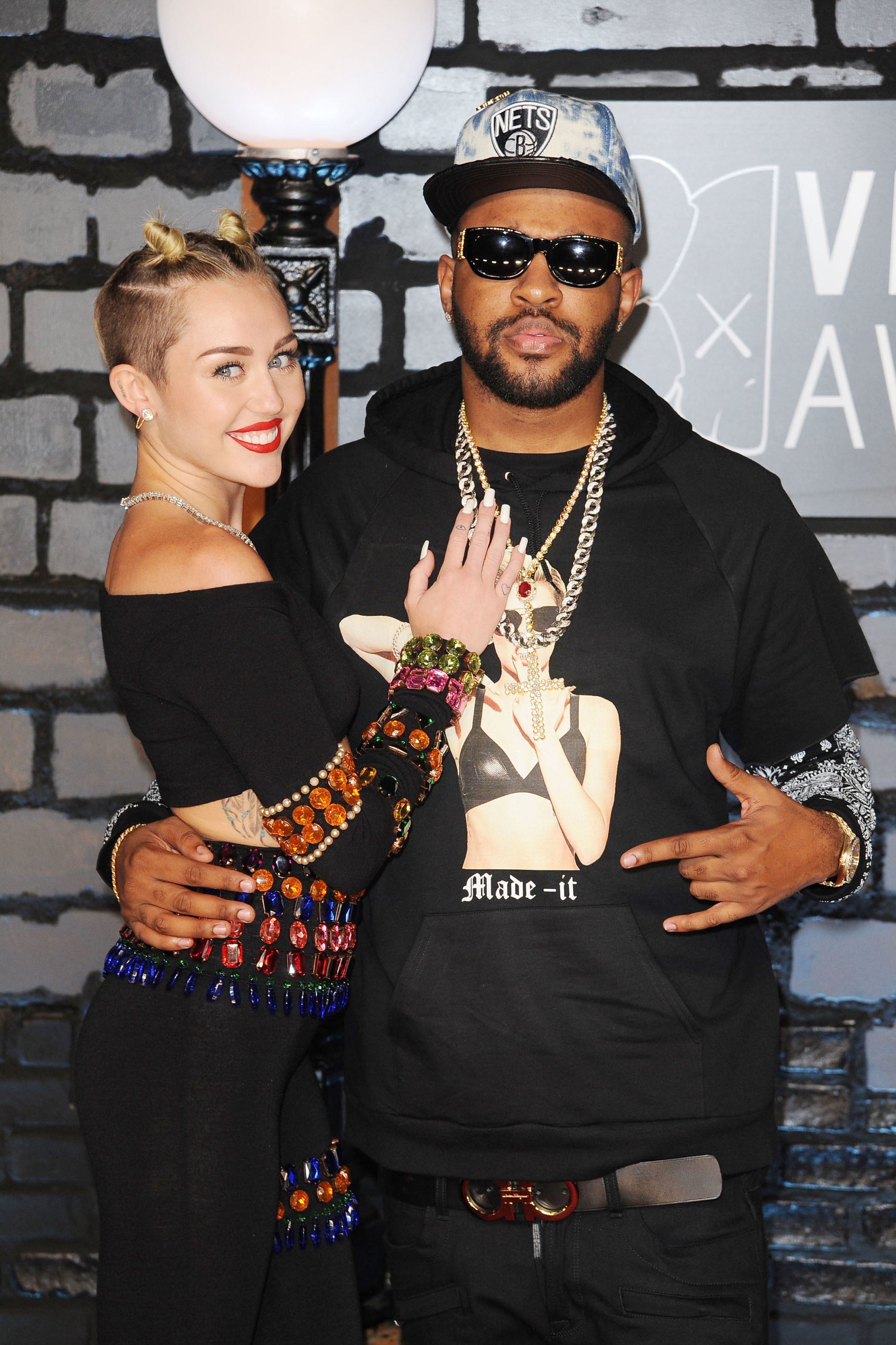 Miley Mike Will Made It