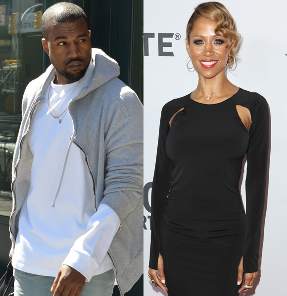 Kanye West Stacey Dash