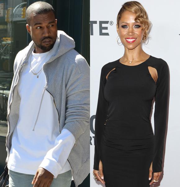 Kanye West Stacey Dash