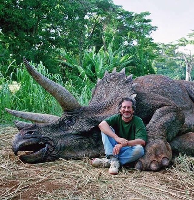 steven spielberg dinosaur