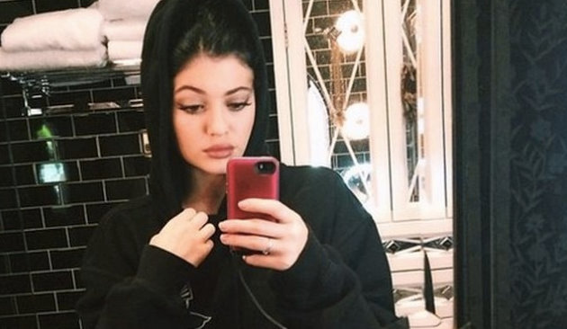 Kylie Jenner engagement ring
