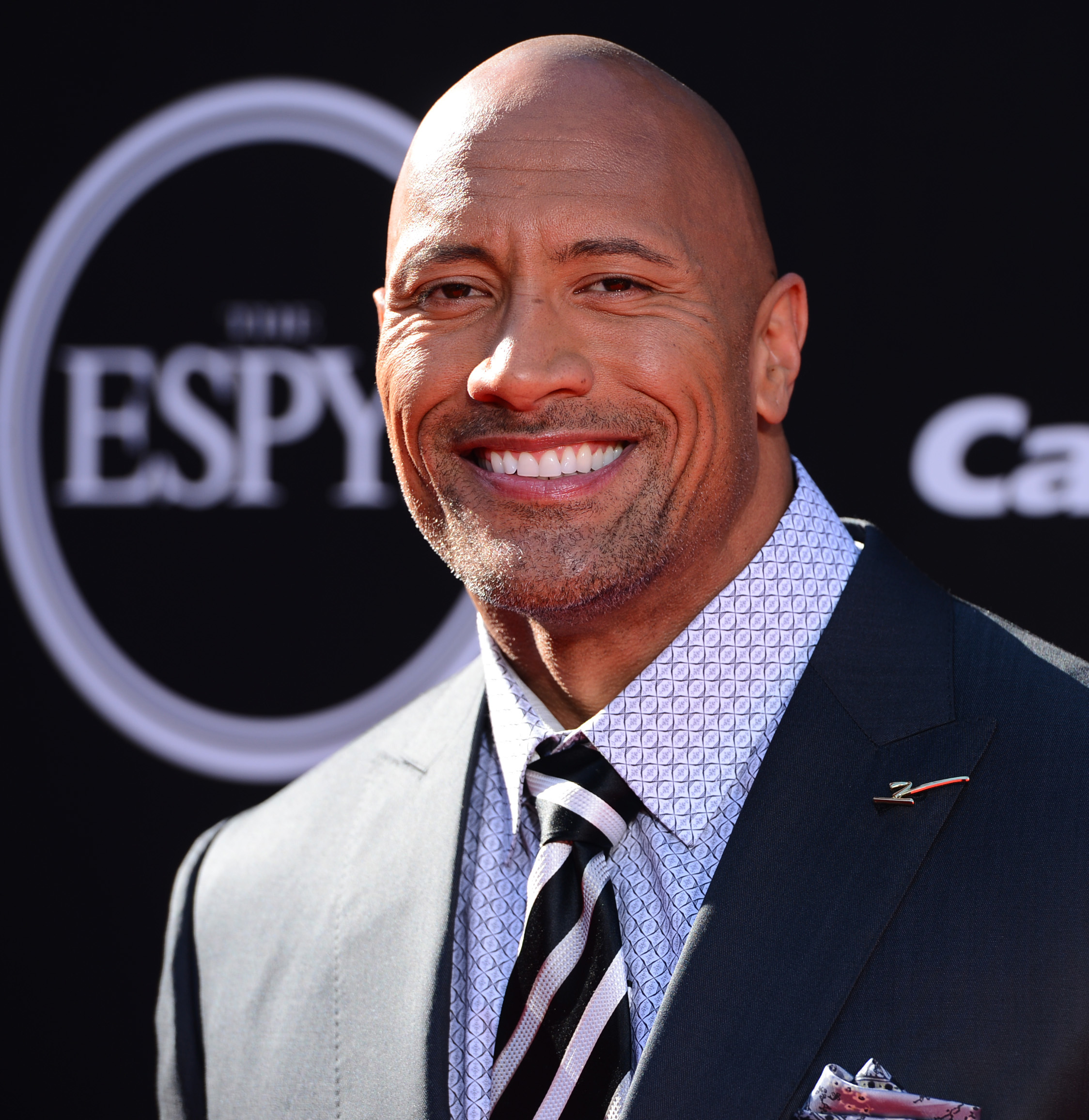 dwayne johnson espys