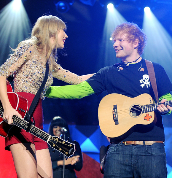 Taylor Ed Sheeran