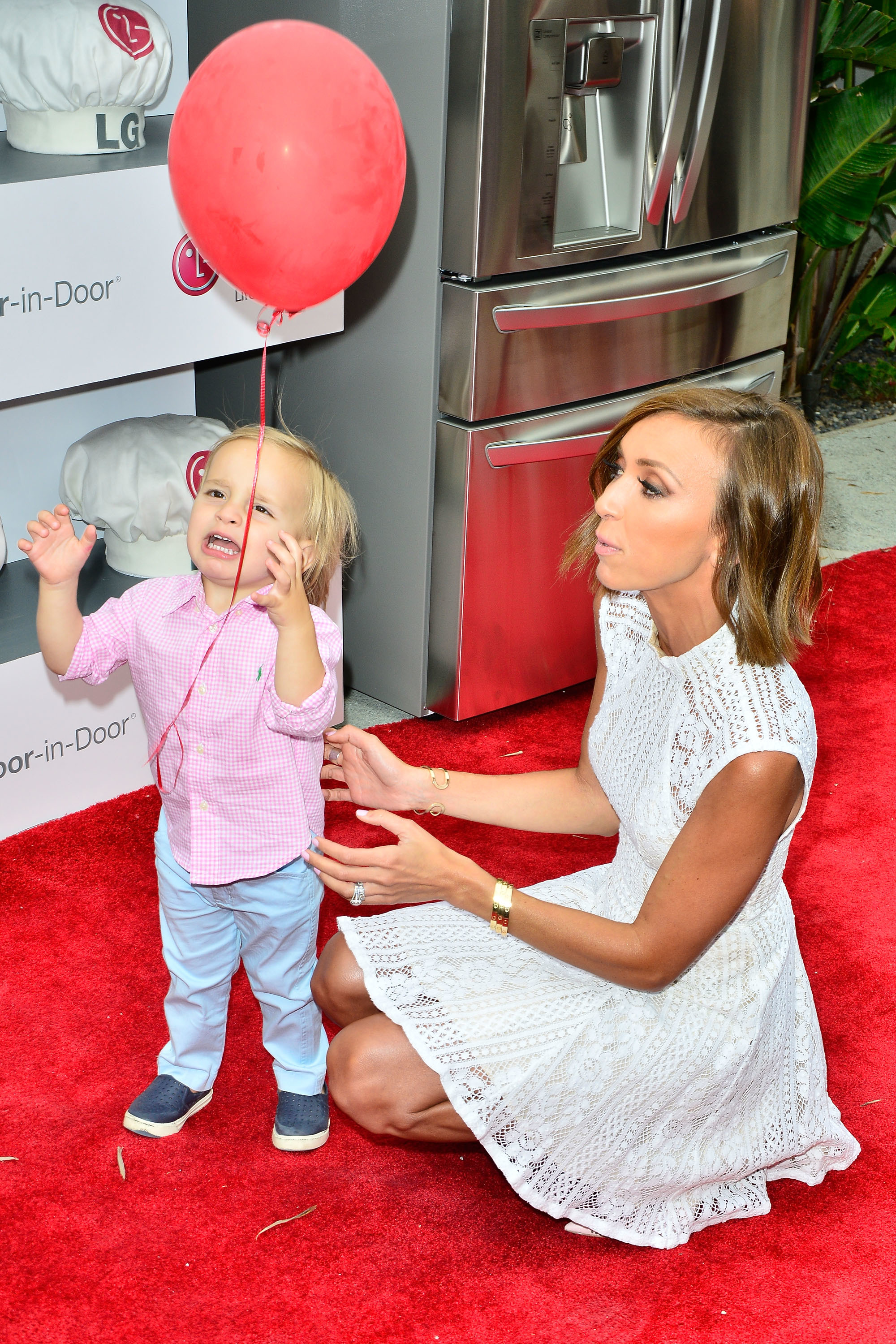 Giuliana Rancic son