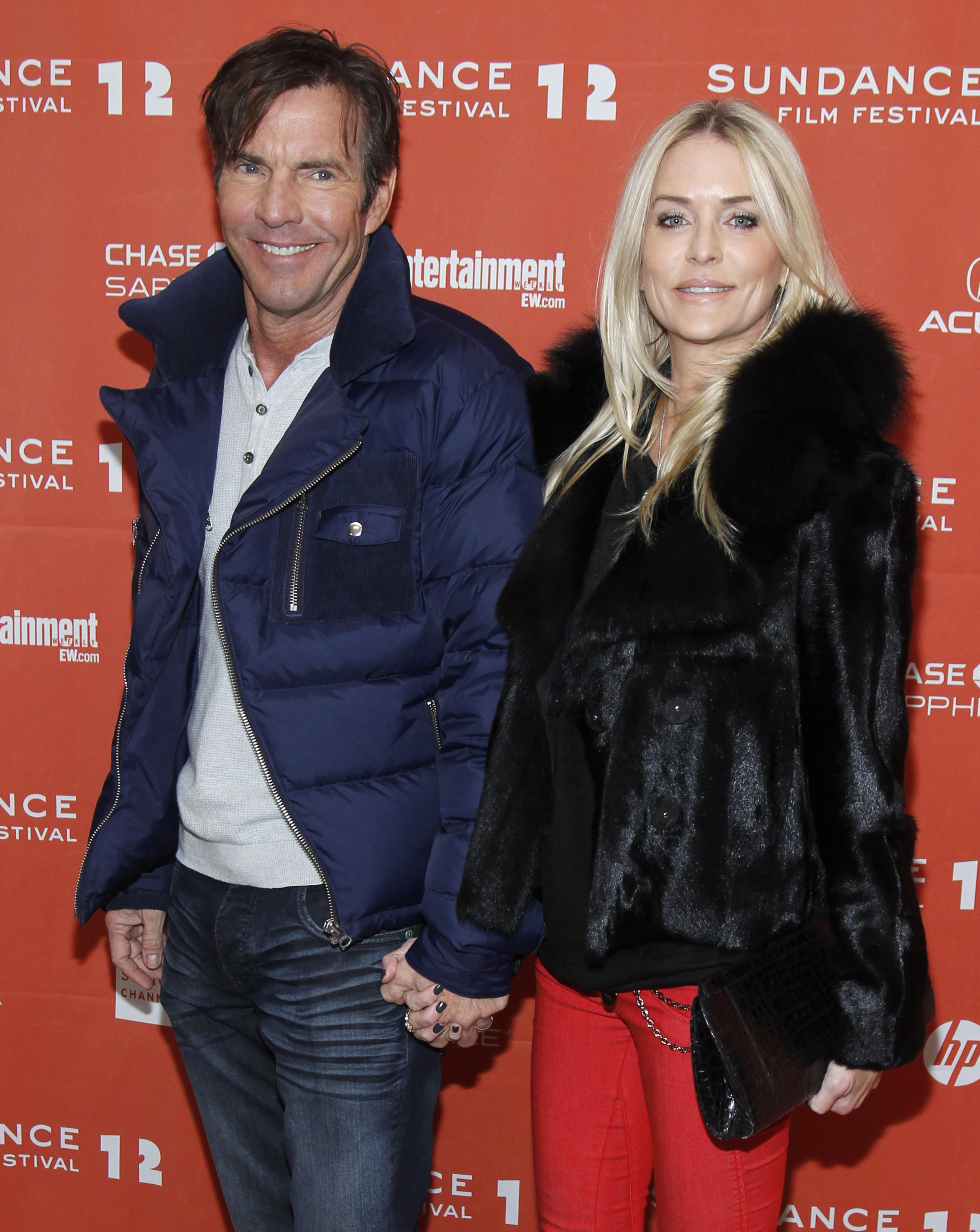 Dennis Quaid responds to wife's divorce filing after two year delay