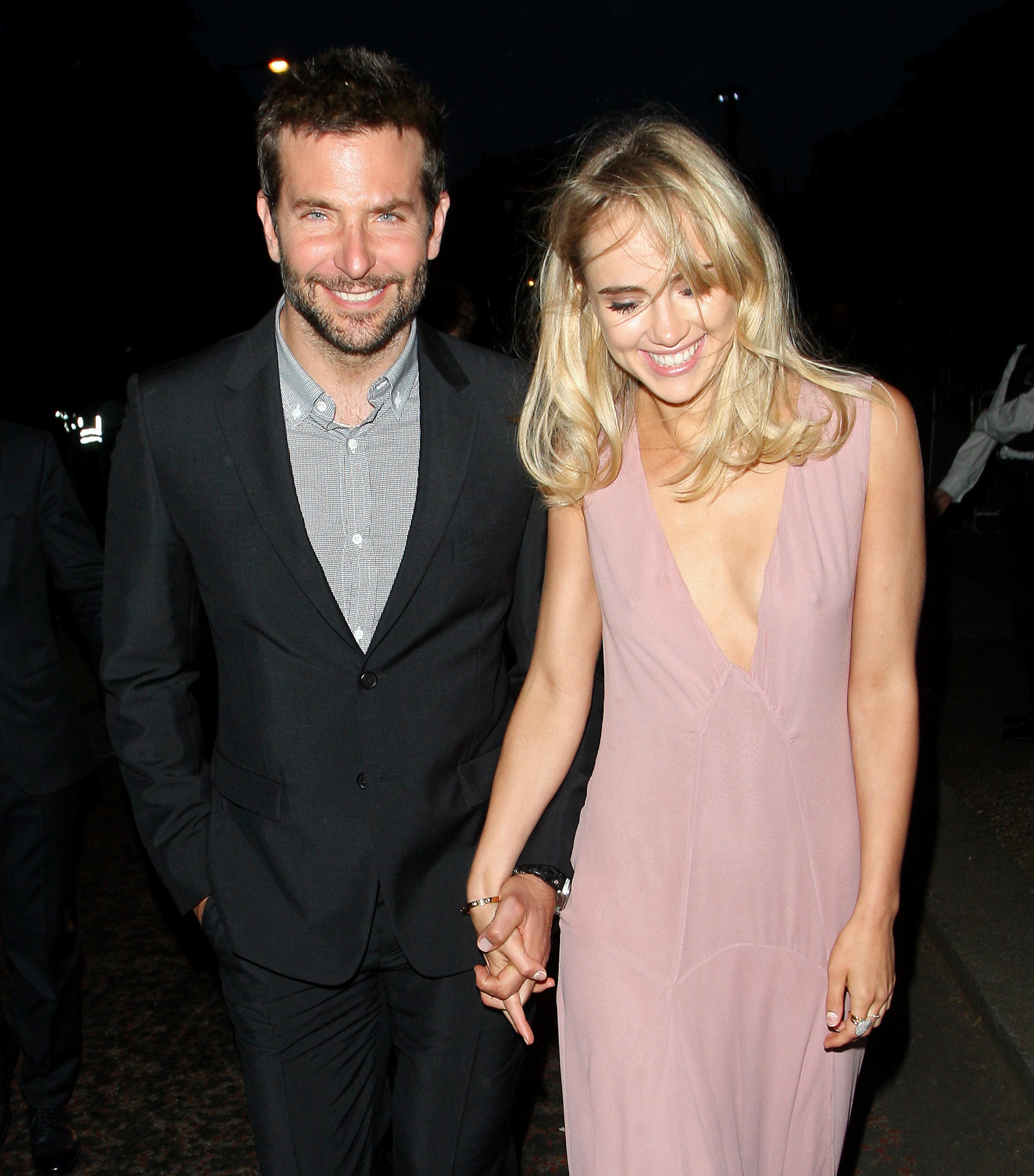 Bradley Cooper and Suki Waterhouse reunite at Coachella: Report