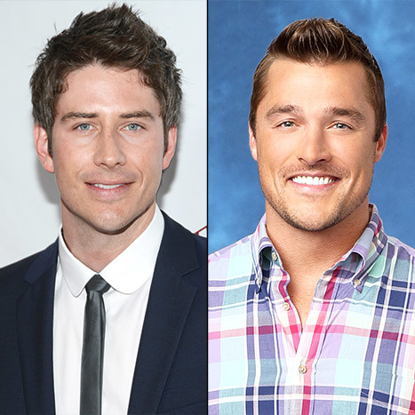 Arie Luyendyk Jr. Chris Soules Bachelor
