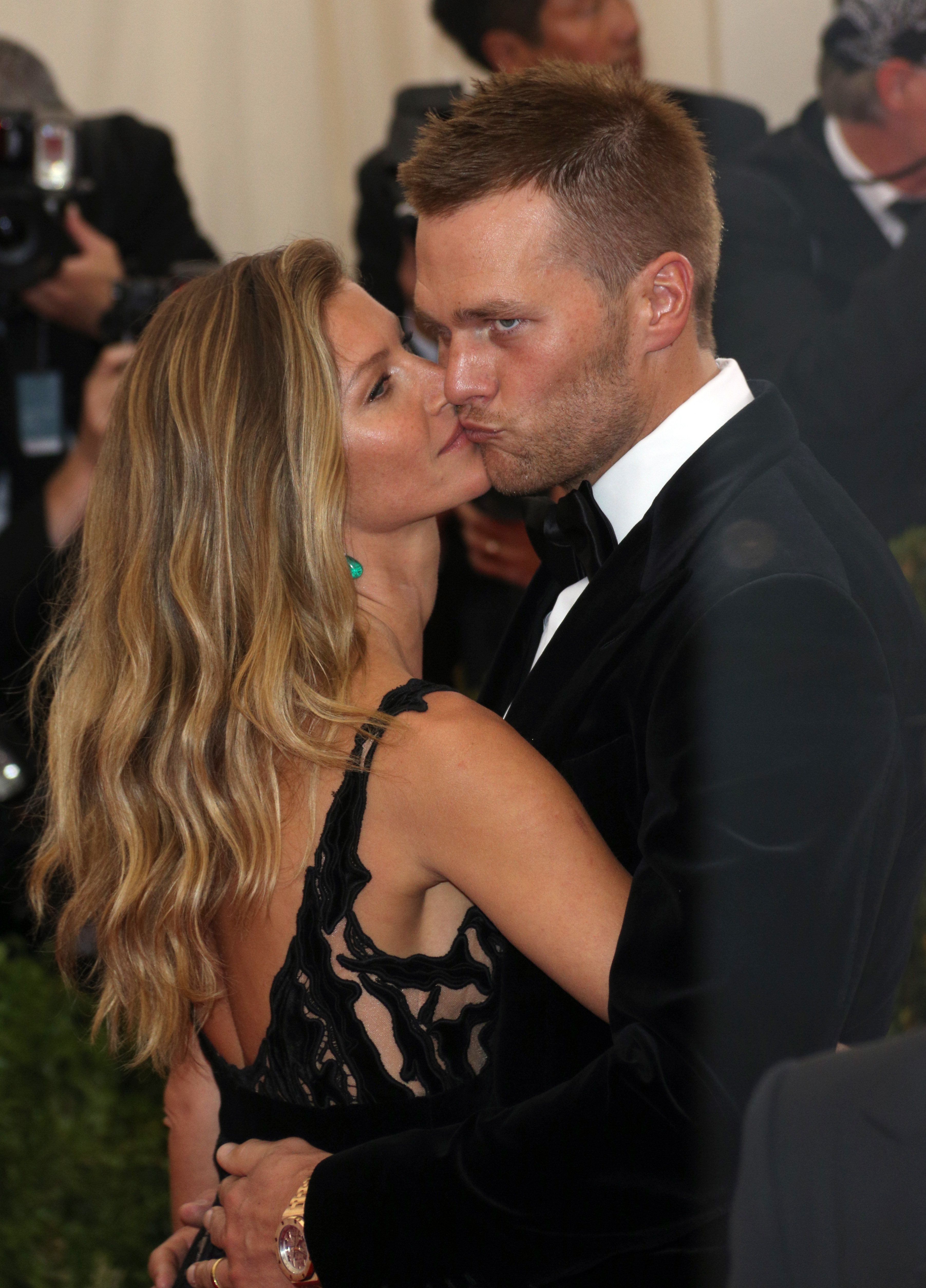 Tom Brady and Gisele Bundchen 'found each other at the right time'