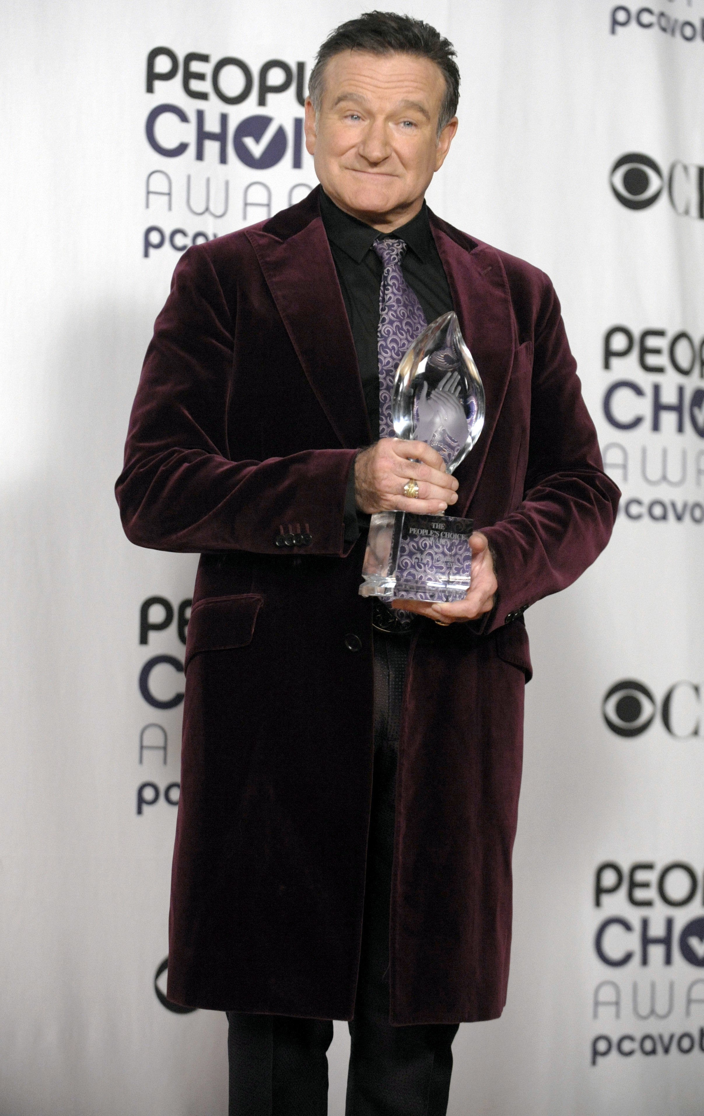 robin williams peoples choice