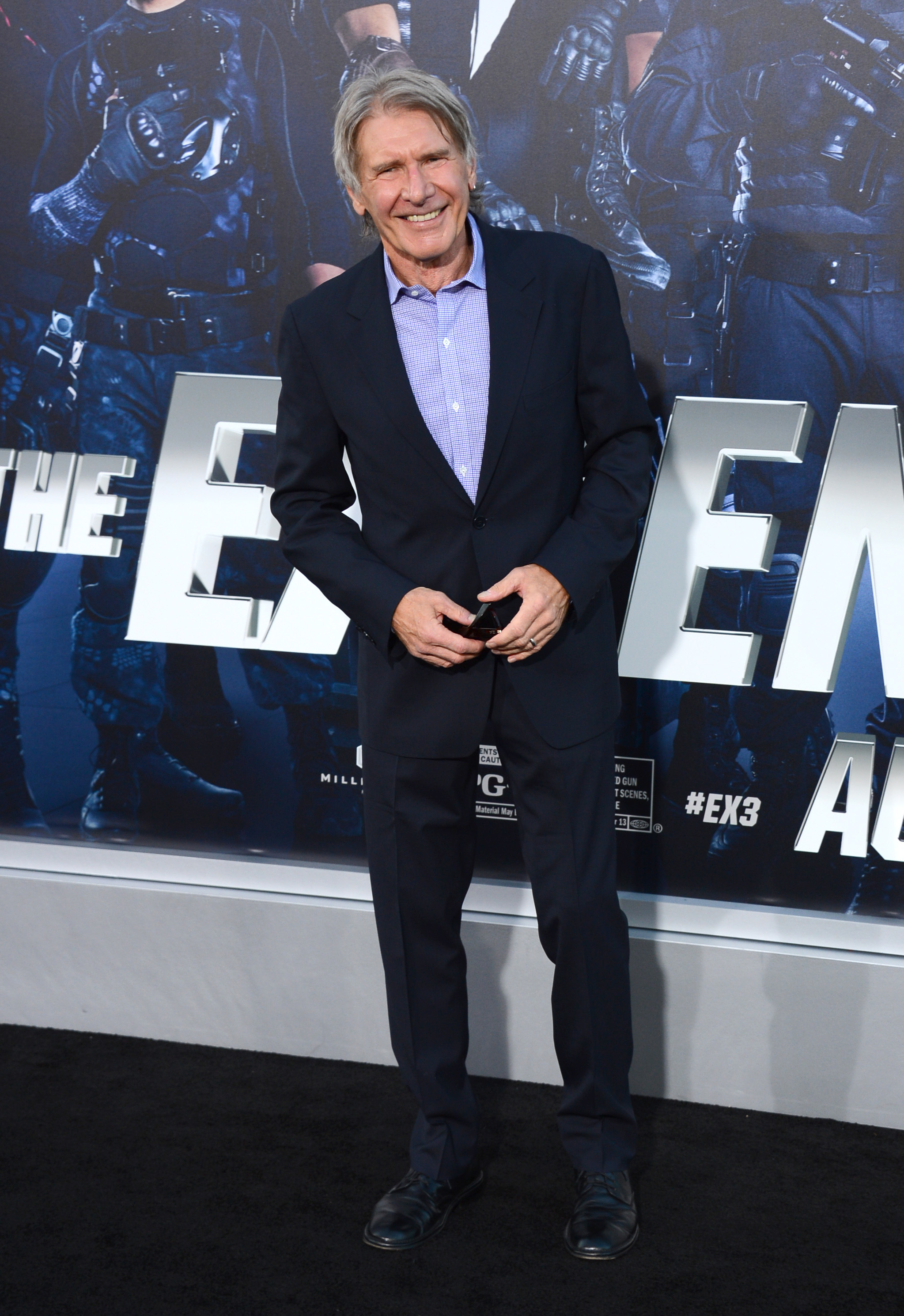 Harrison Ford Expendables 3