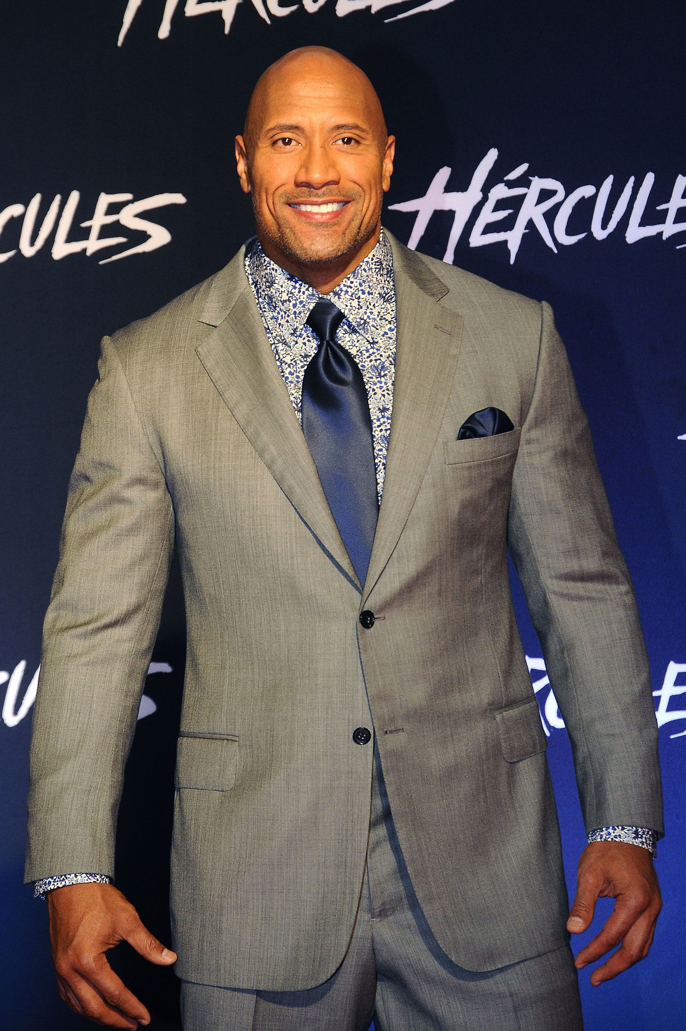 The Rock officiates surprise wedding
