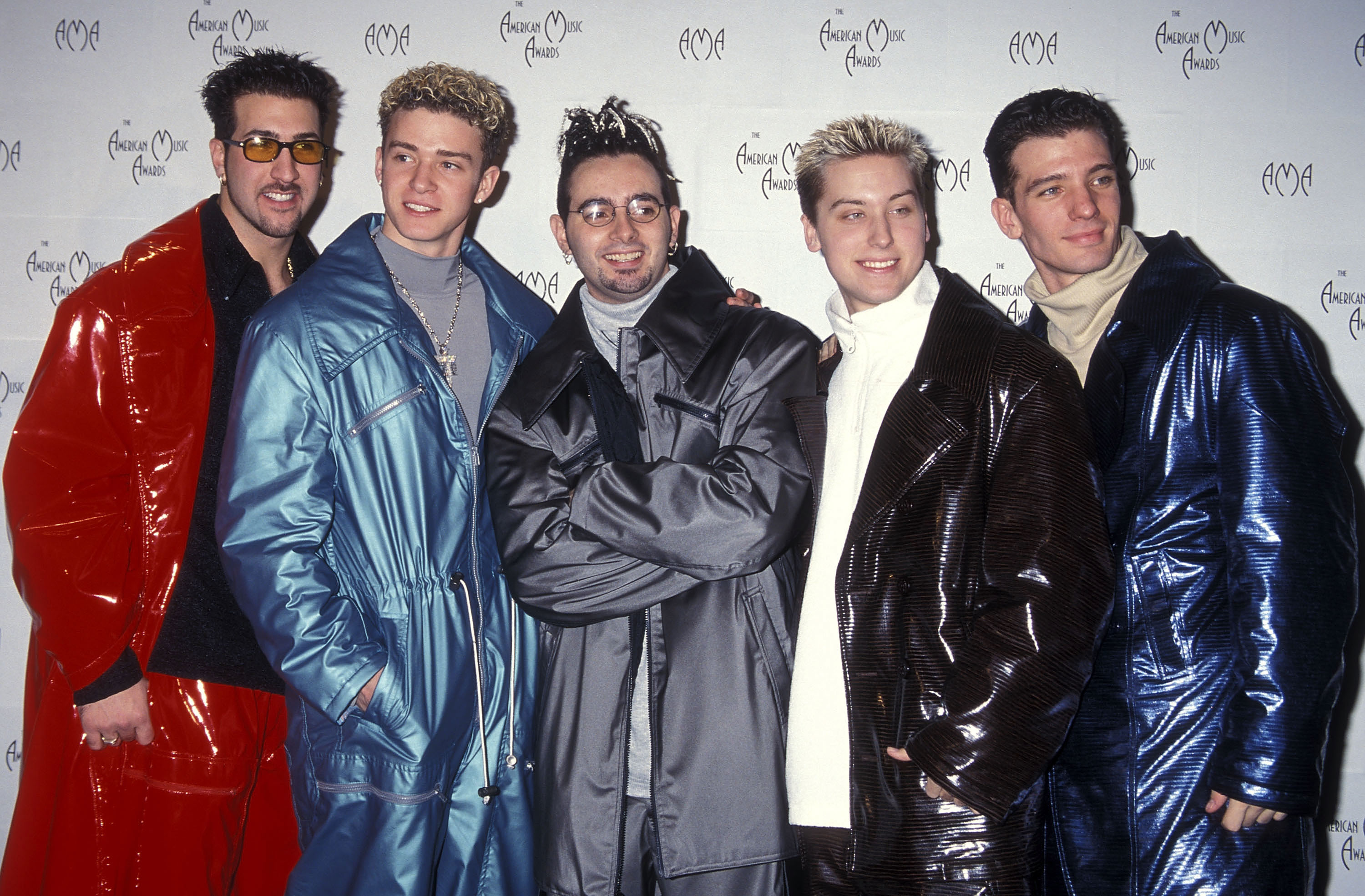 No. 1: He was in *NSYNC