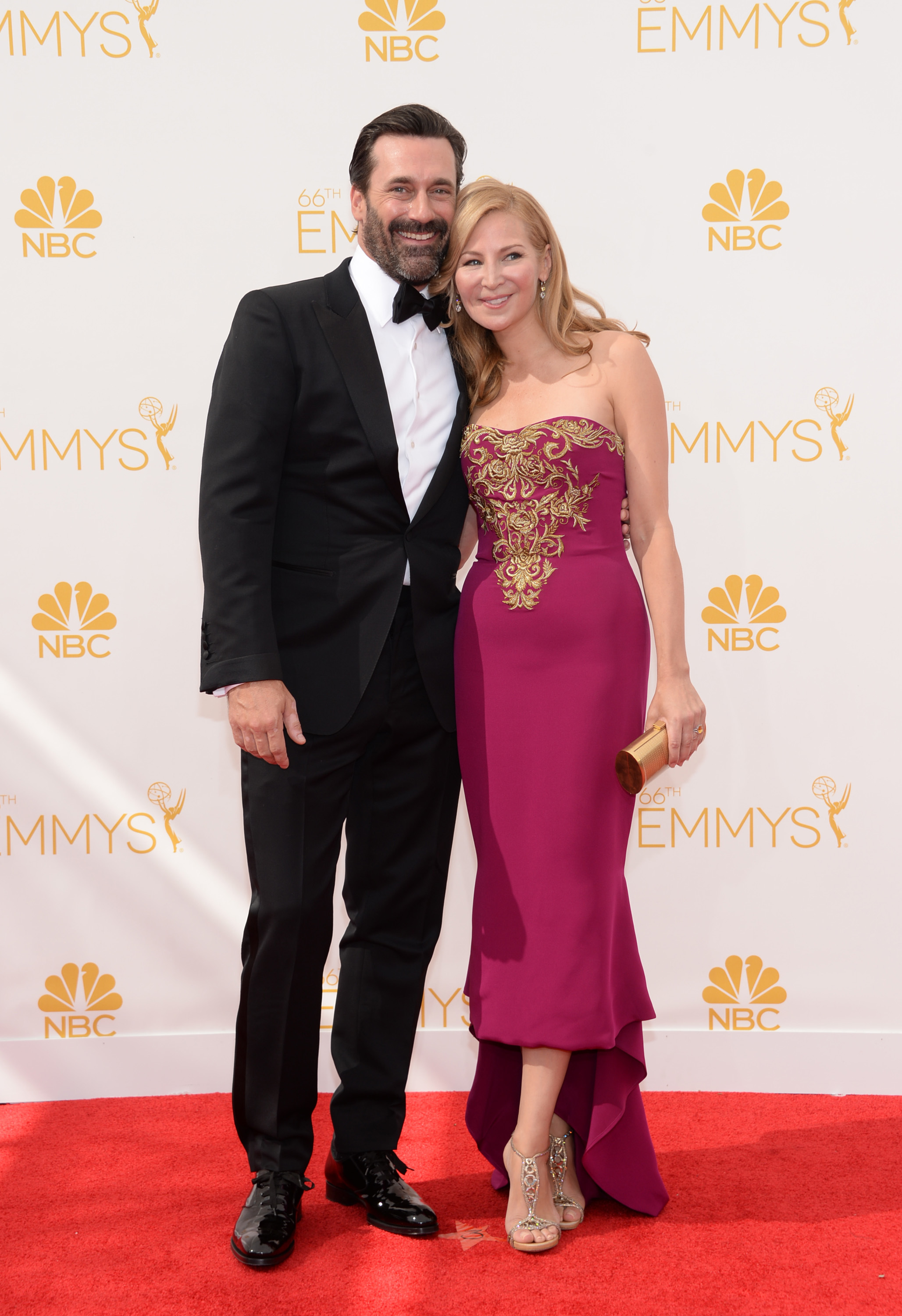 Jon Hamm and Jennifer Westfeldt spark reunion rumors