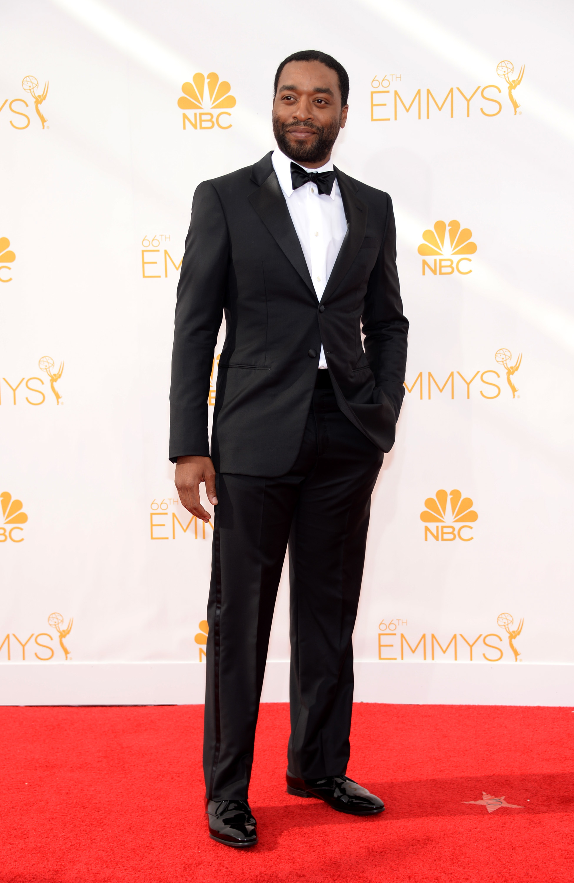 Chiwetel Eijiofor: Green lighting an all white movie 'is a choice'