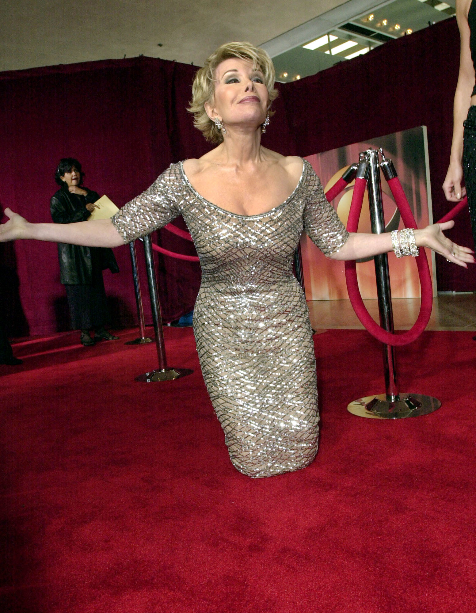 Joan Rivers Will Be Buried With Her Funeral Red Carpet