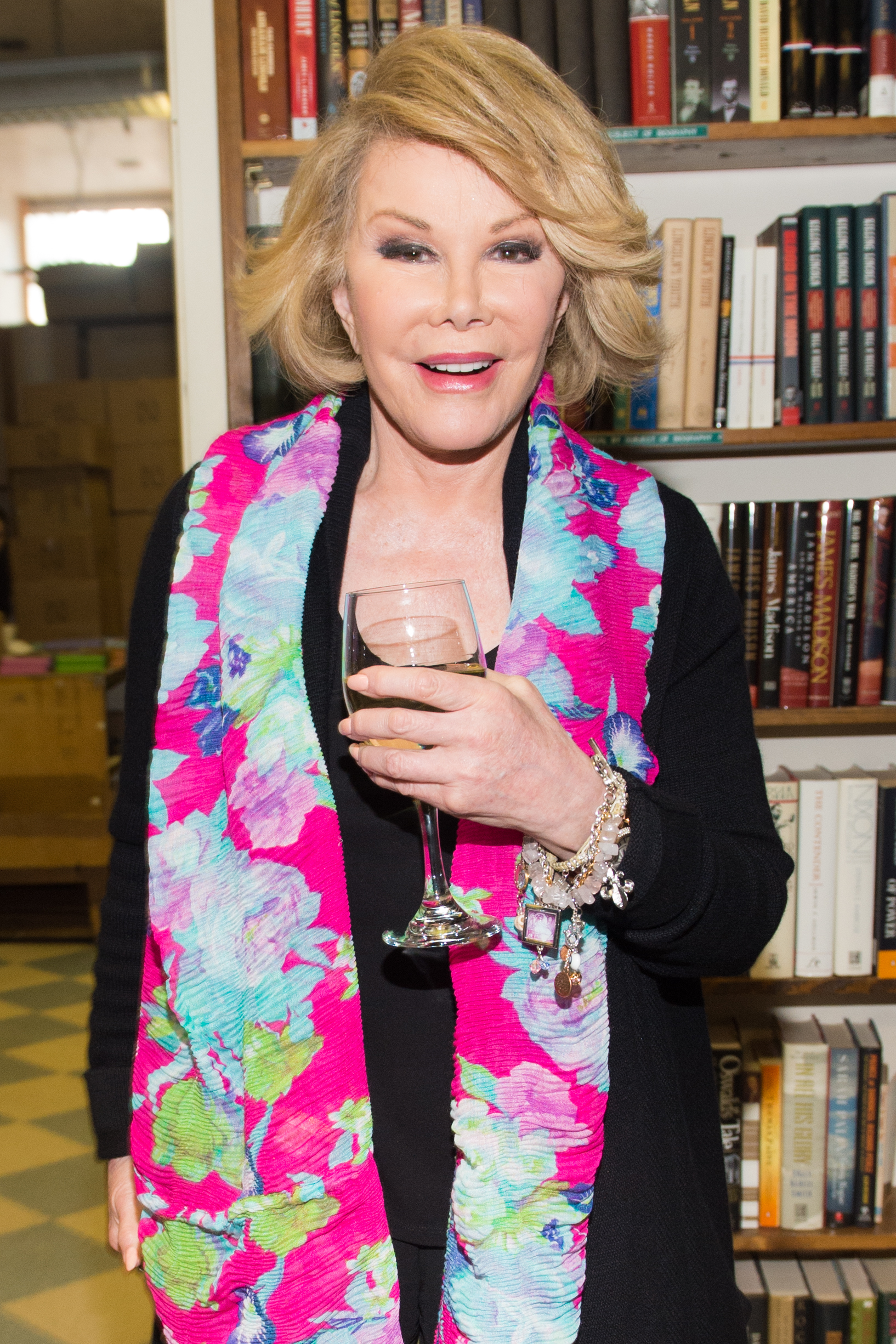 Joan Rivers leaves money to multiple charities in her will