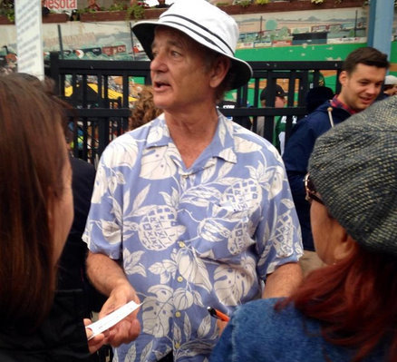 bill murray baseball