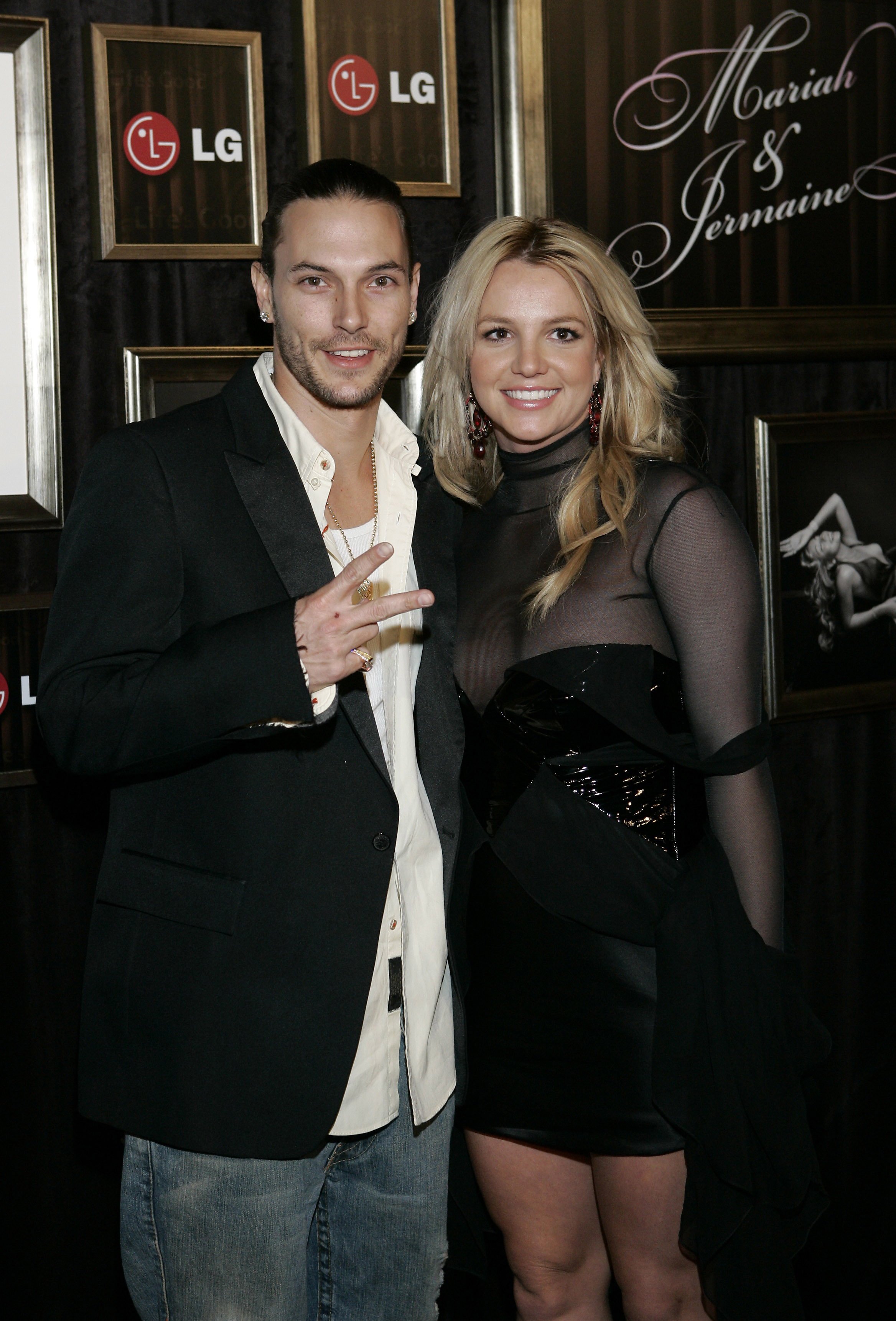 Kevin Federline wants a child support increase from Britney Spears