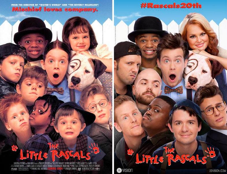 little rascals facebook