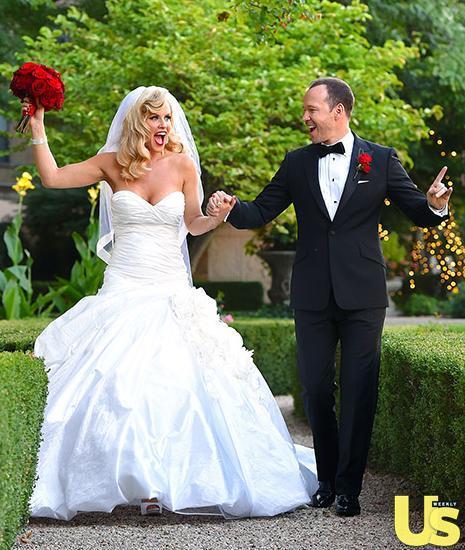 jenny donnie wedding