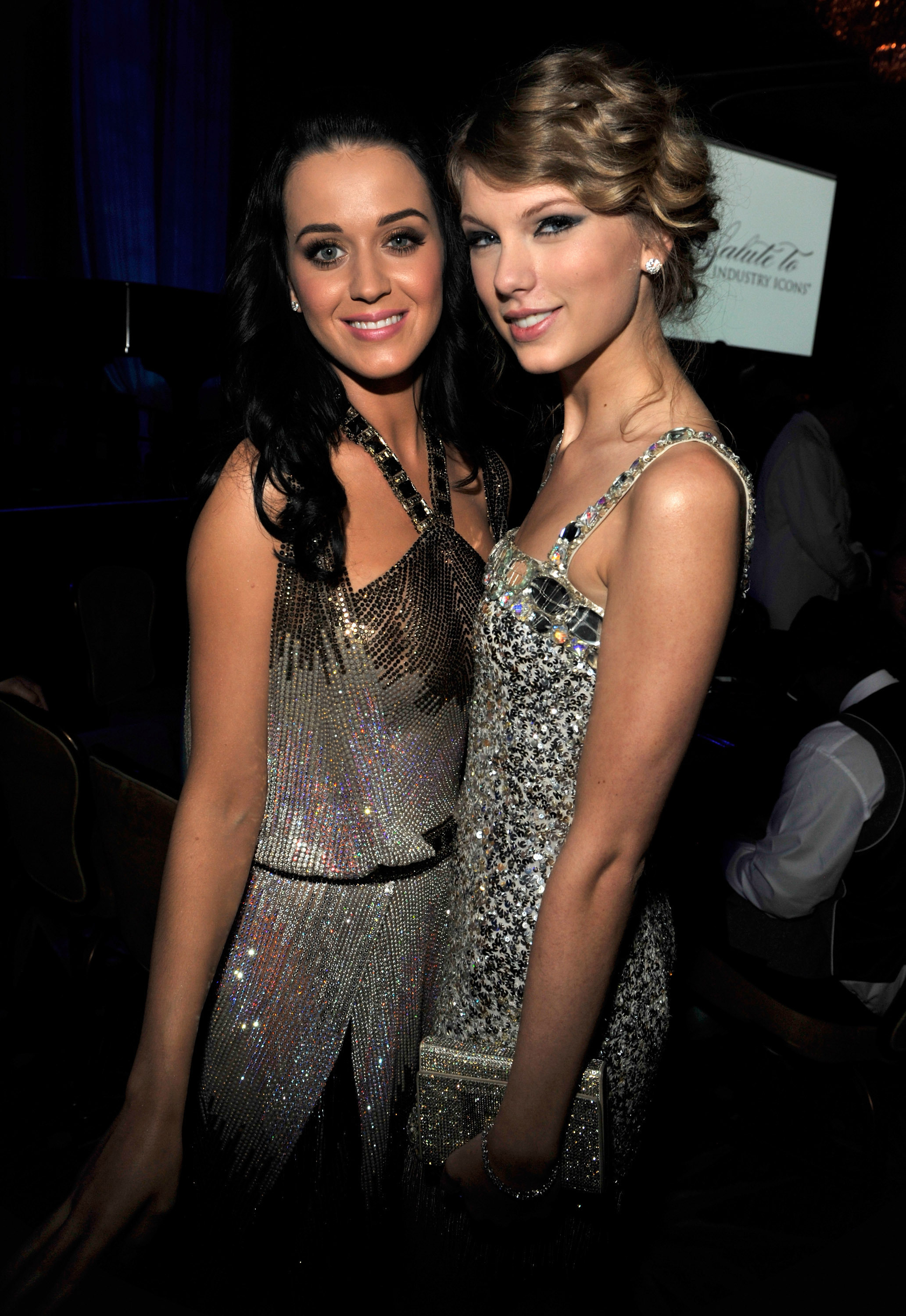 Is Katy Perry making a Taylor Swift dis album?