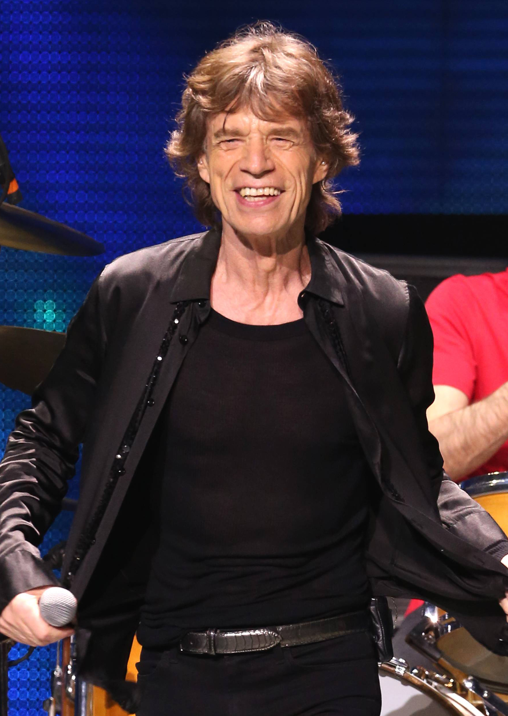 Mick Jagger 'wont be playing happy families' with girlfriend, baby