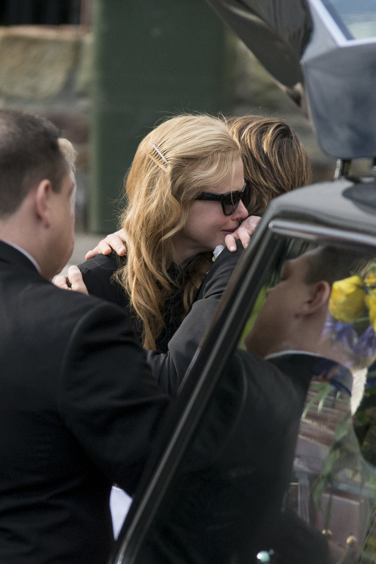 nicole kidman  funeral