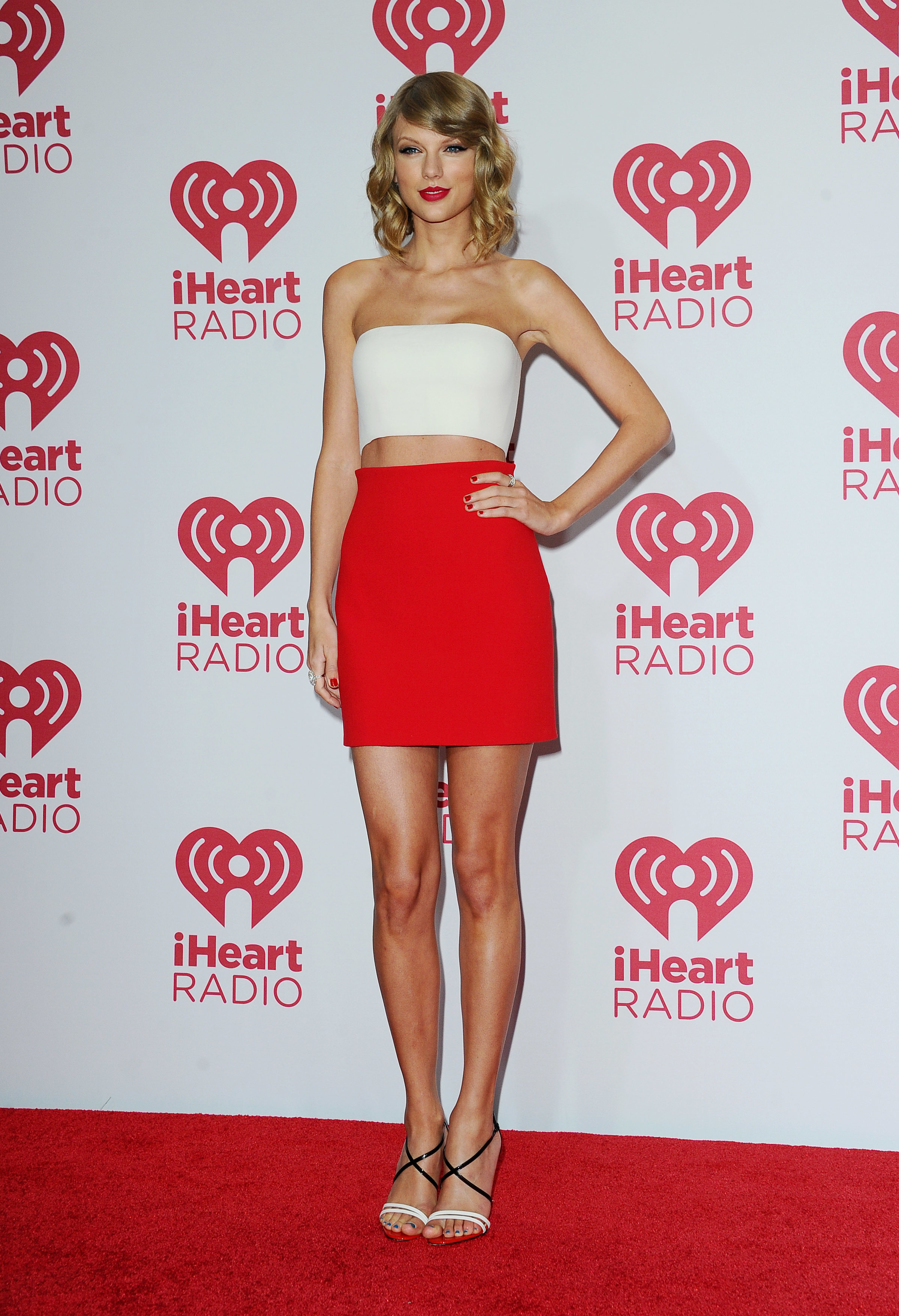 taylor swift iheart