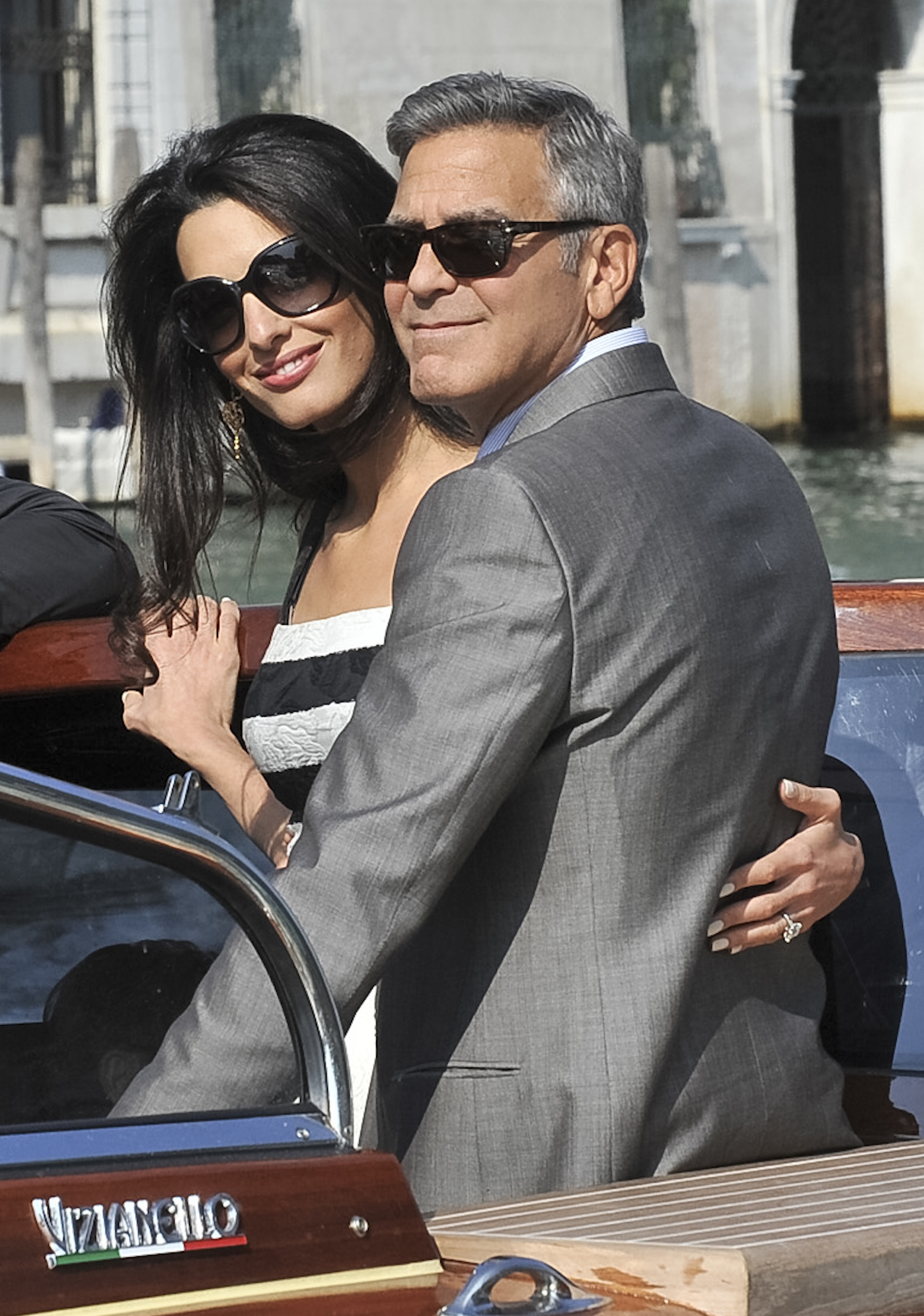 Is George Clooney moving on from Lake Como?