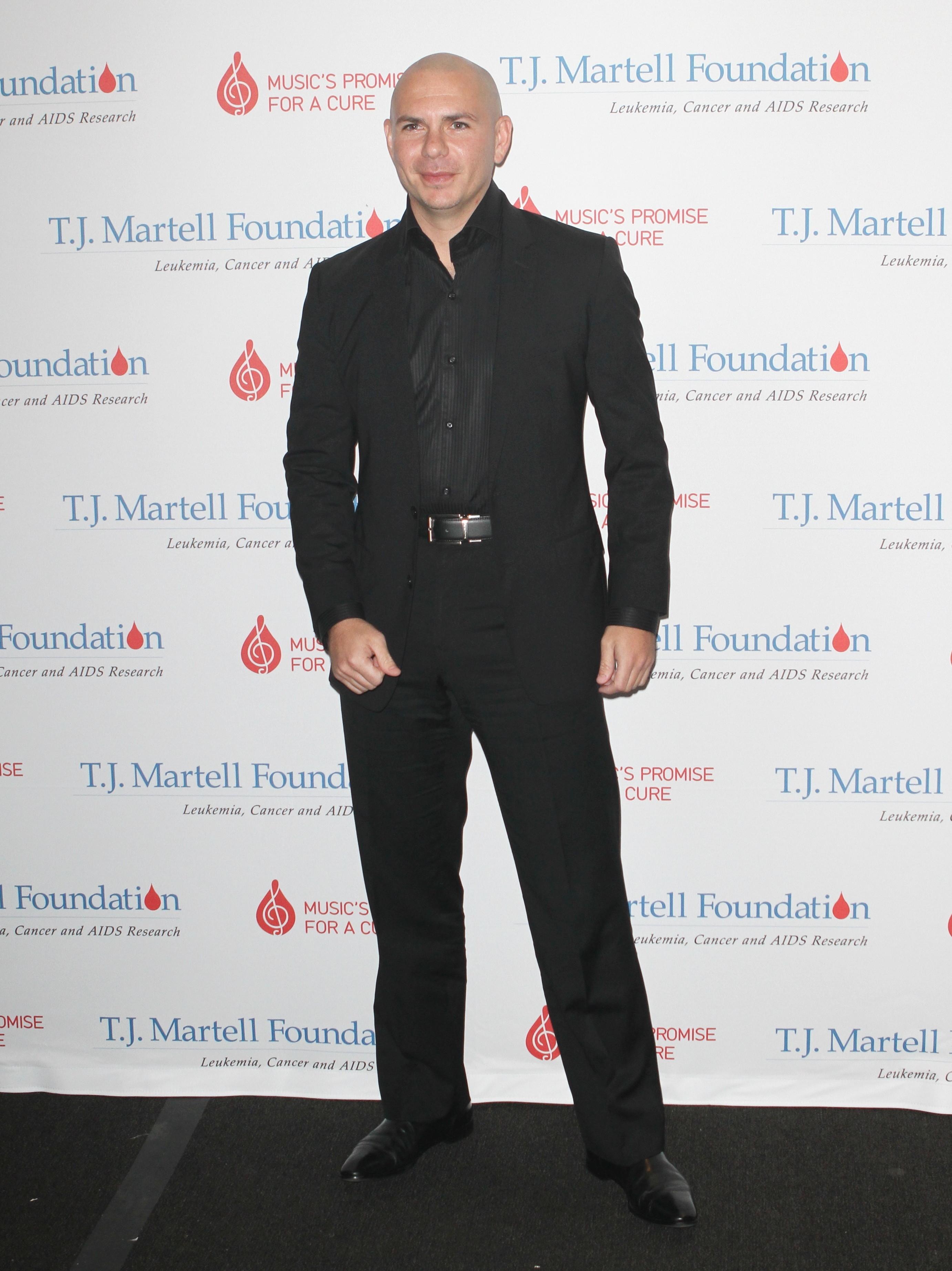 16. Pitbull