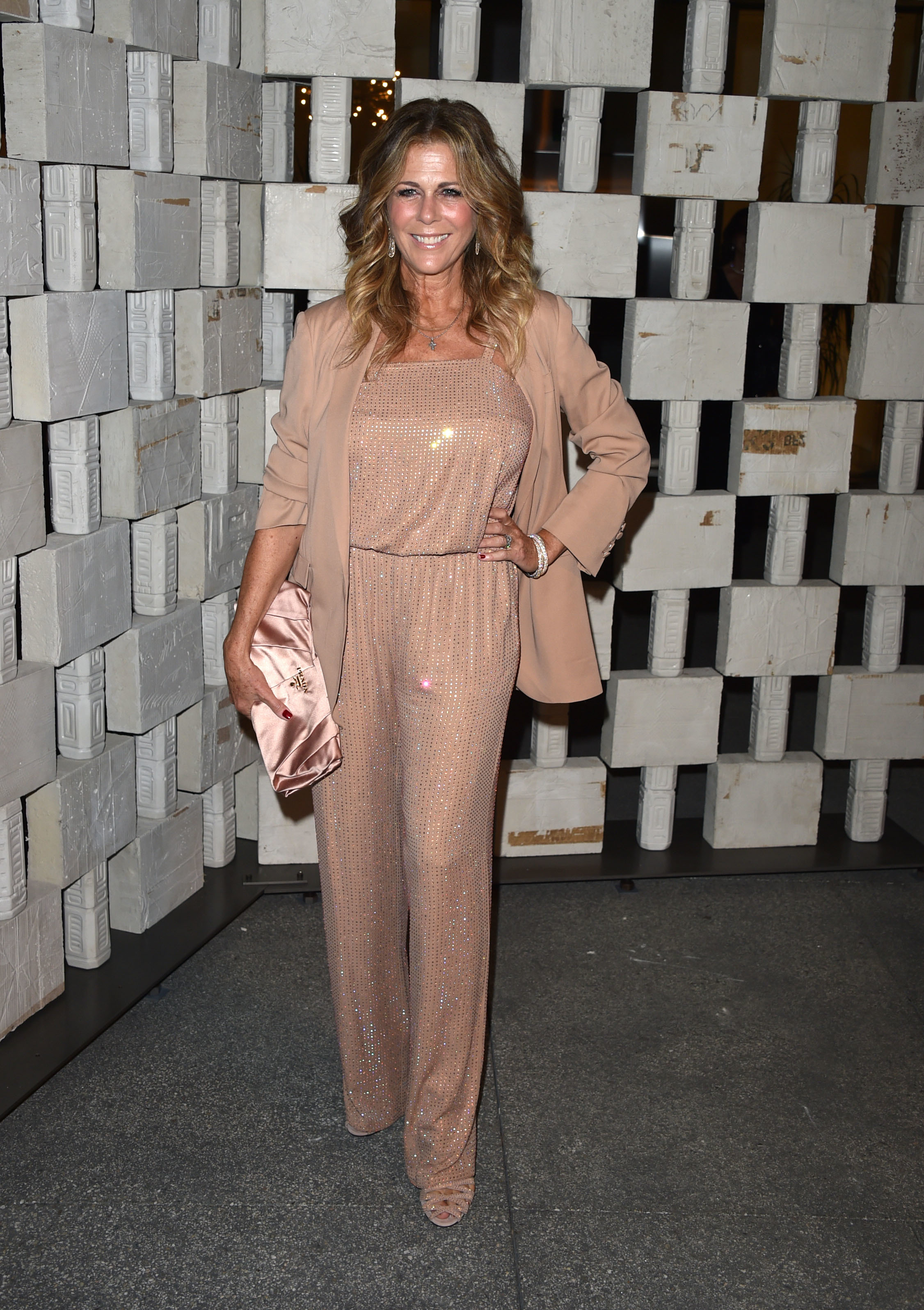Watch Rita Wilson on Life After Breast Cancer video