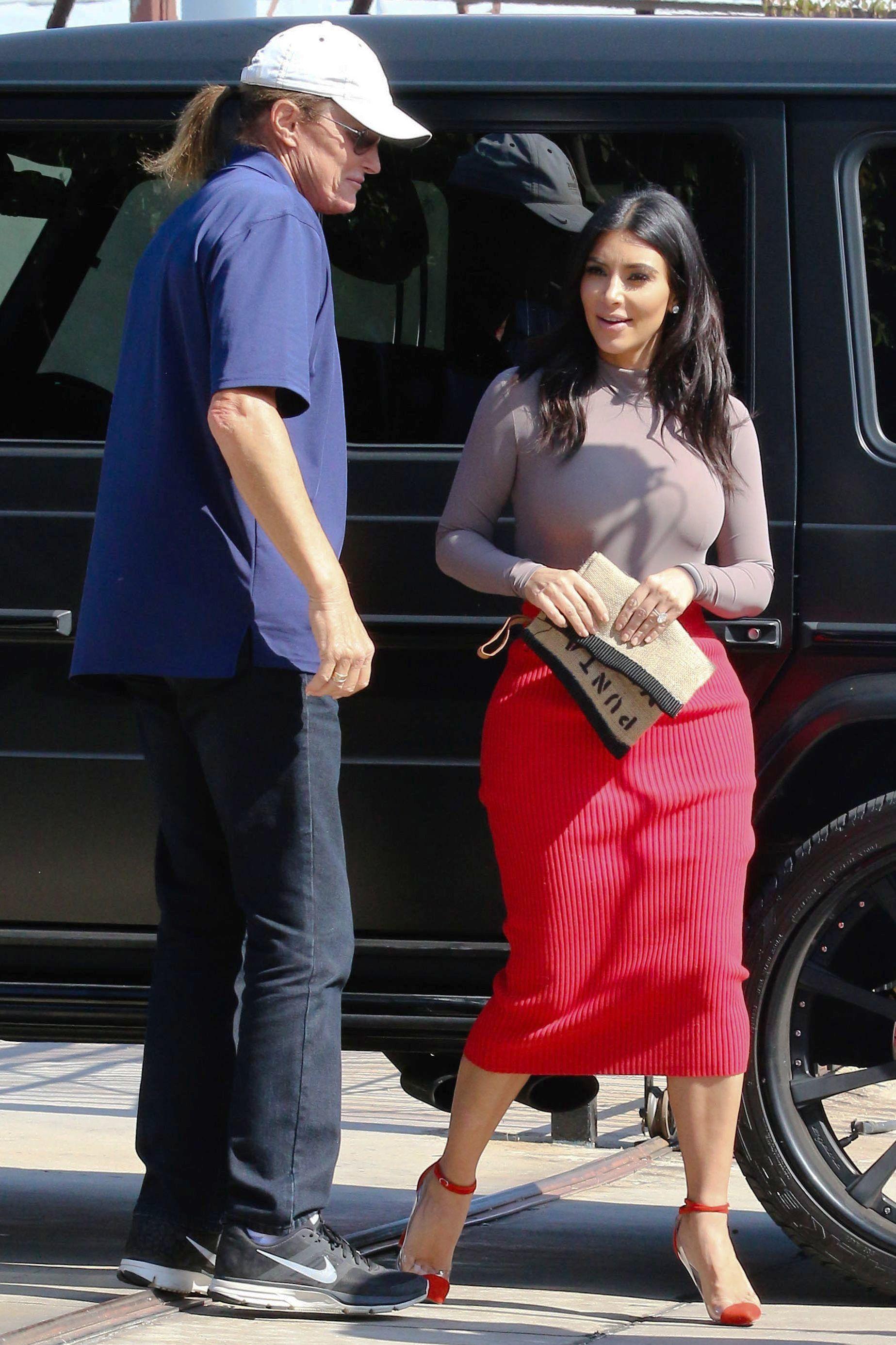 kim kardashian jenner