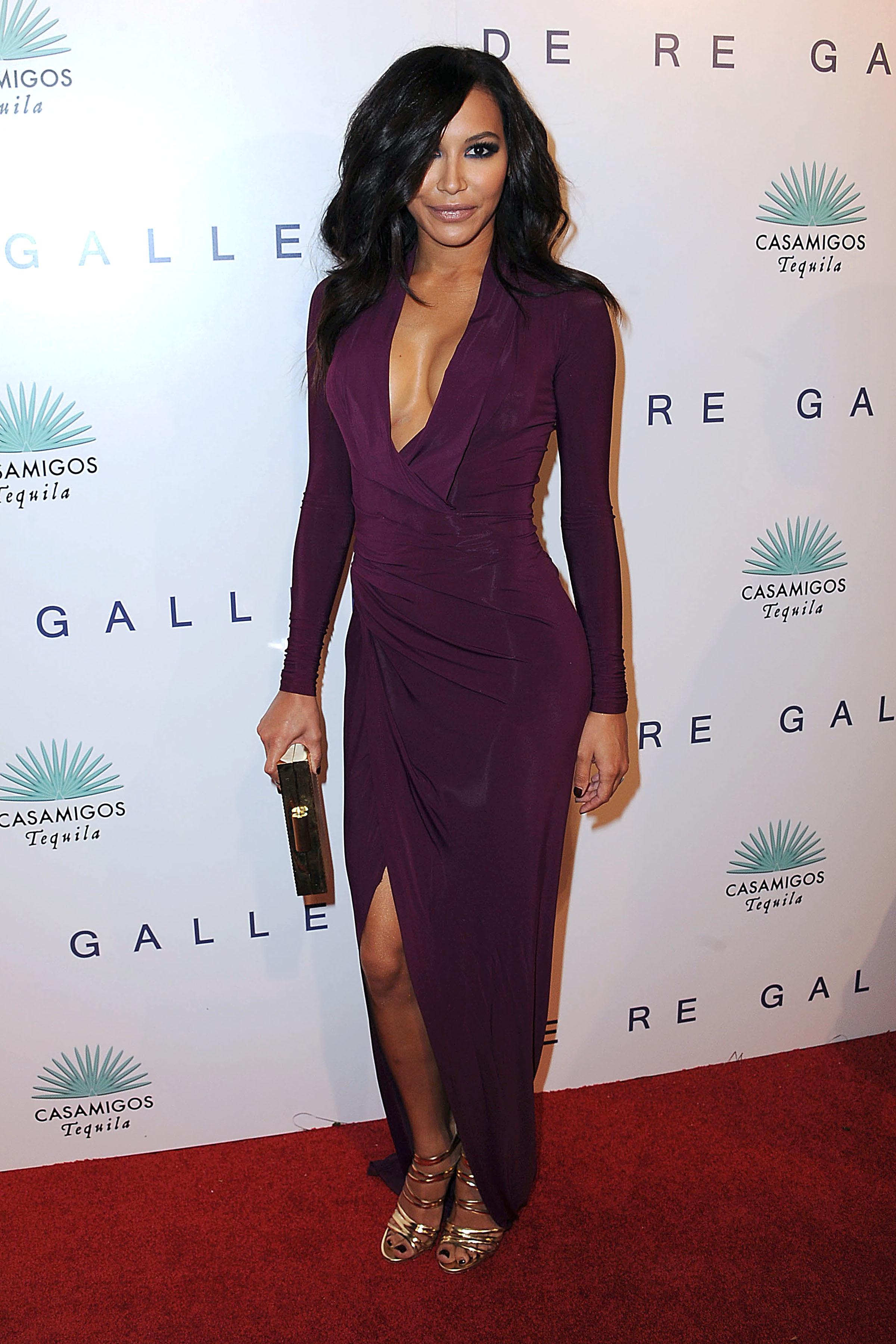 Naya Rivera slams Kim Kardashian over racy Paper cover